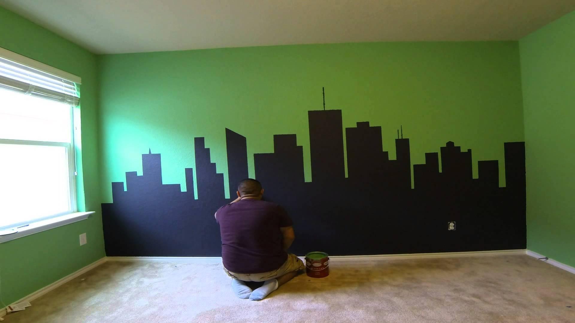 Newest Ninja Turtle Wall Art Pertaining To Ninja Turtle Bedroom – Youtube (View 9 of 20)