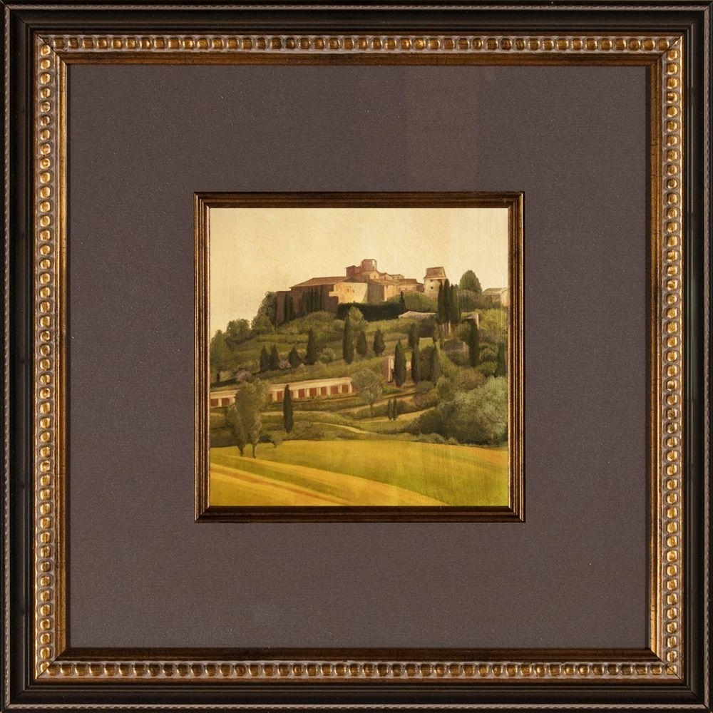 Newest Tuscan Wall Art Within 16.5 In. X 16.5 In (View 9 of 20)