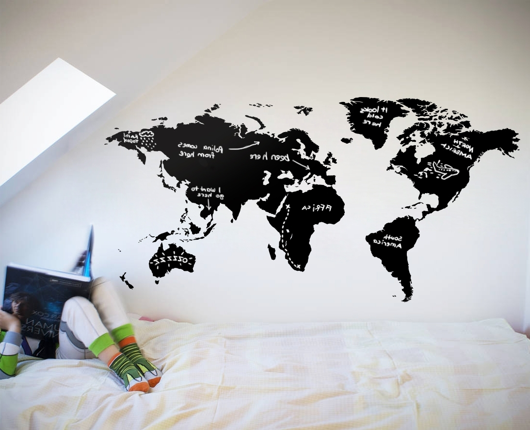 Nz Designer Wall Art Decals (Gallery 2 of 20)