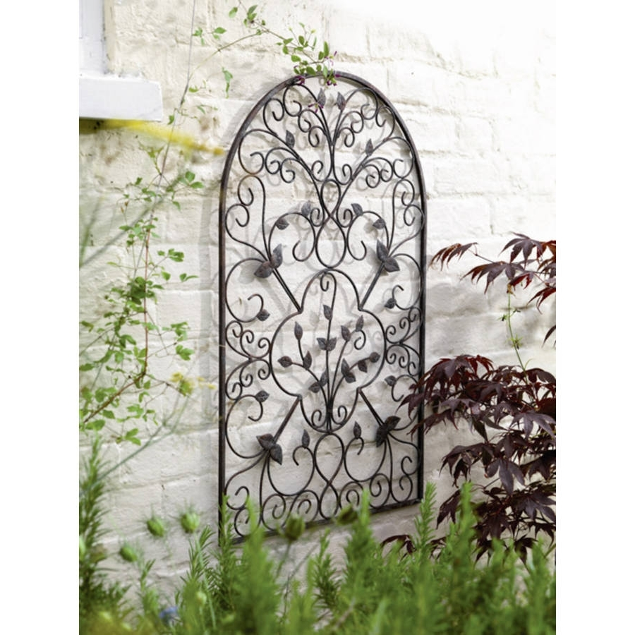 Outstanding Outdoor Metal Wall Art  (View 14 of 20)