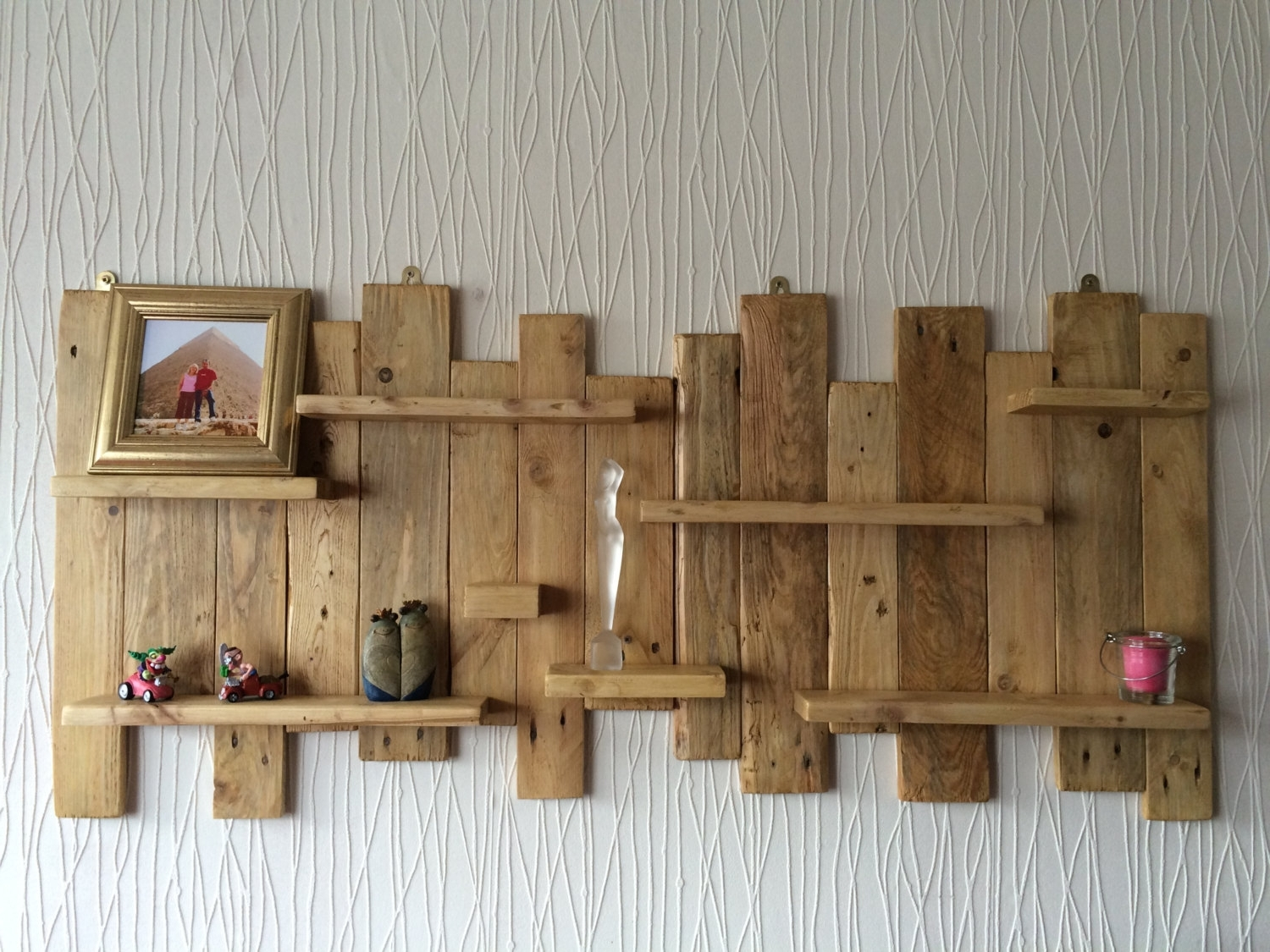 Pallet Wall Art Inside Well Known Pallet Wood Wall Art – Turbid (View 8 of 15)