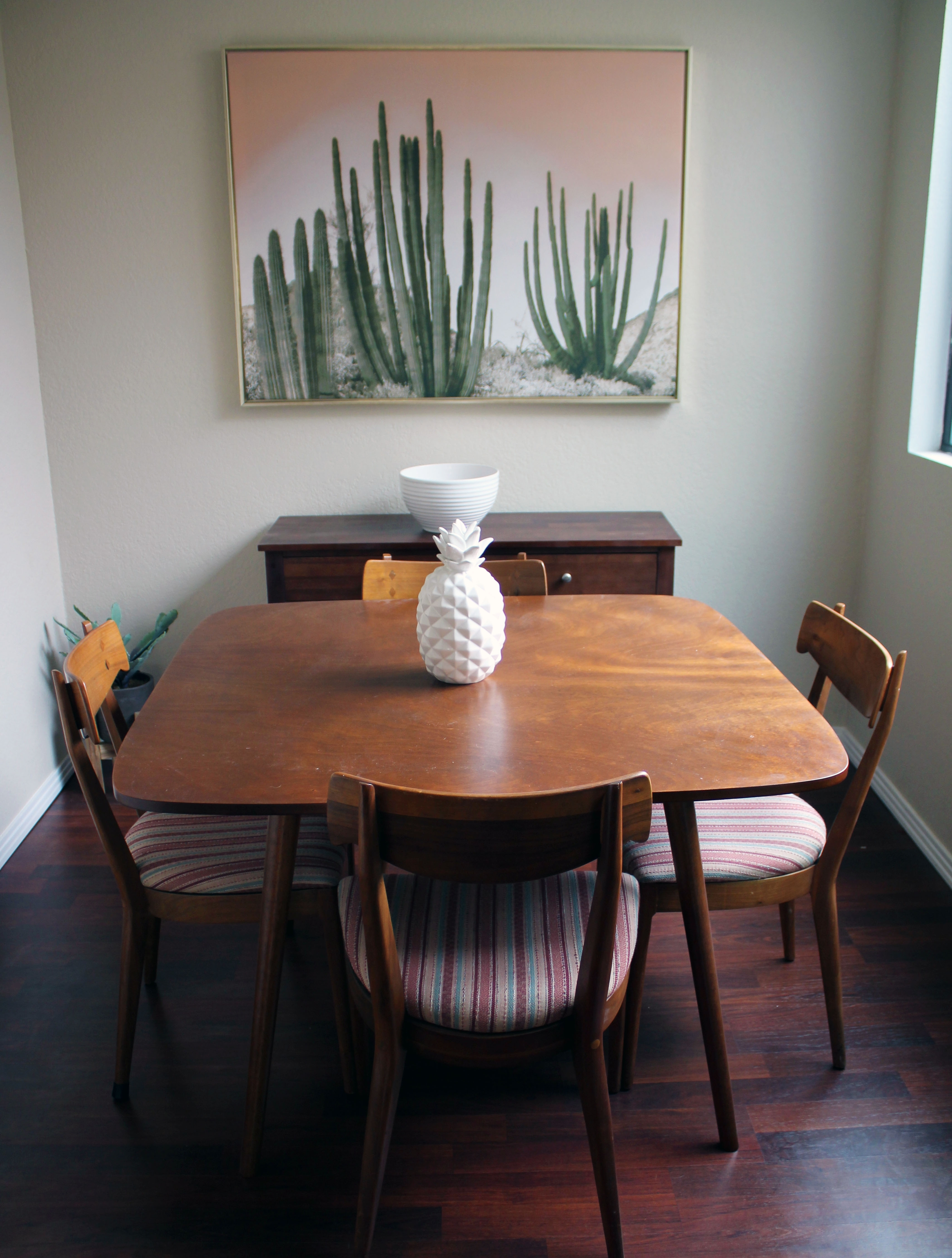 Palm Springs Dining Room Throughout Latest World Market Wall Art (View 14 of 20)