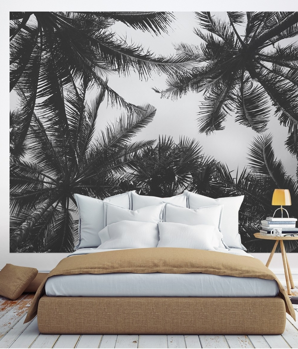 Palm Tree Wall Art For Trendy Palm Tree Photograph Wall Art (View 14 of 20)
