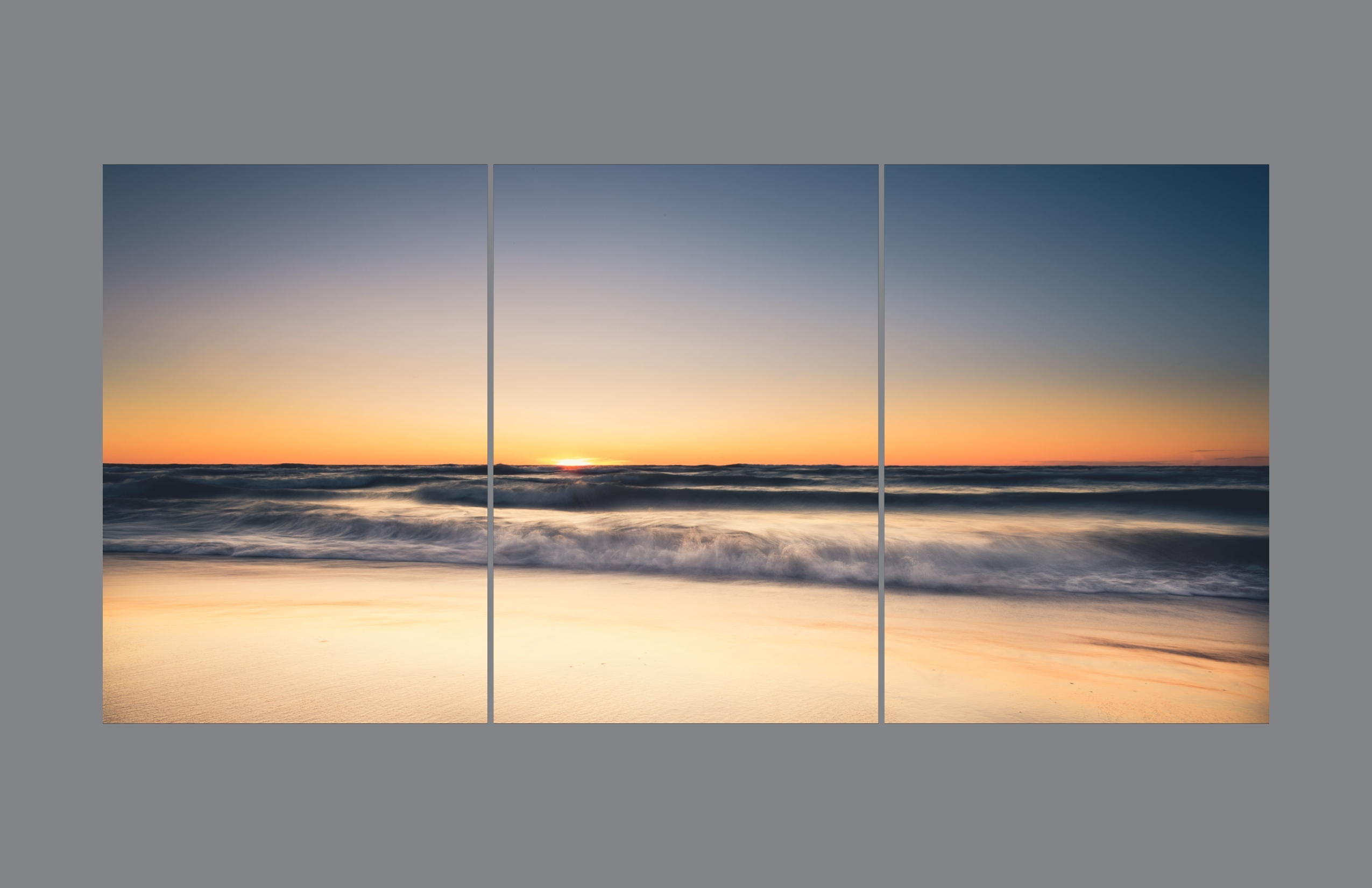 Panoramic Wall Art In Fashionable Beach Art, Cottage Art, Wall Art, Giclée Prints, Panoramic Prints (Gallery 11 of 15)