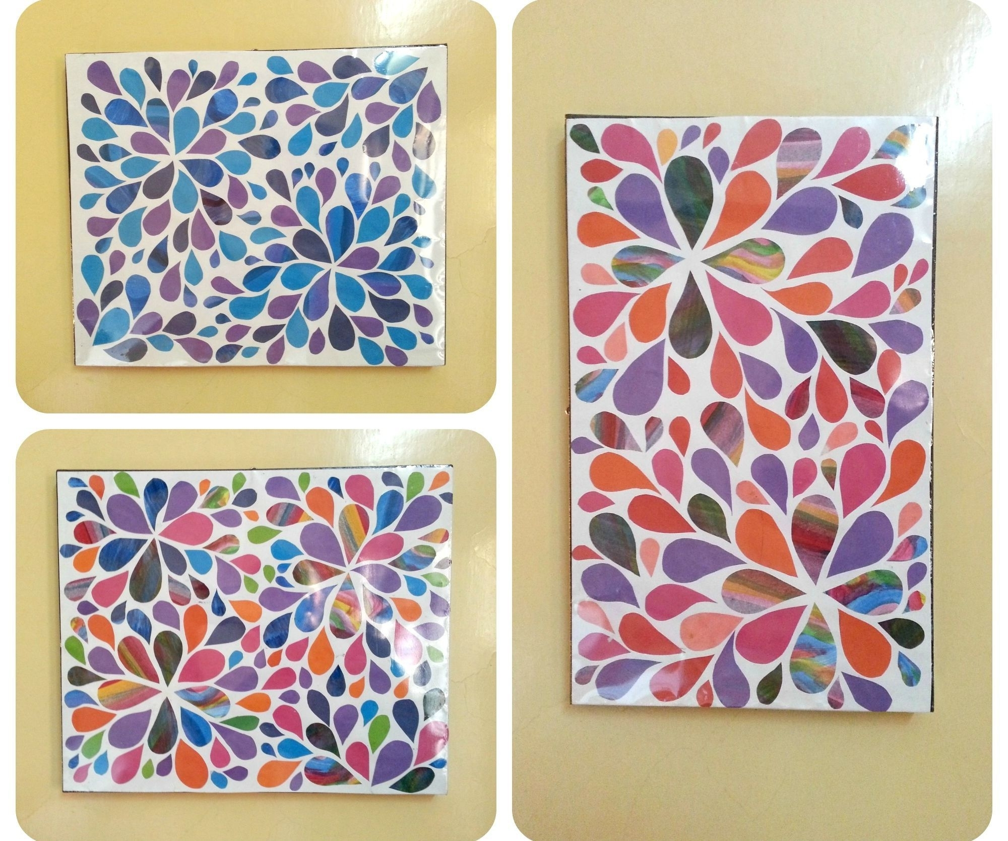 Paper Wall Art Pertaining To Preferred Diy Paper Crafts (View 11 of 20)