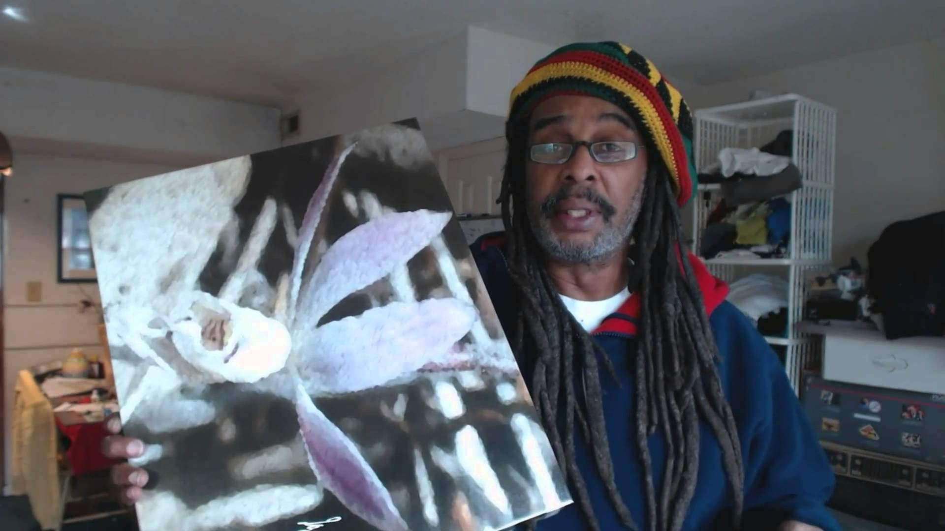 Picasso Goes To Walmart Unboxing Canvas And Wall Art – Youtube Pertaining To Popular Walmart Wall Art (View 9 of 20)