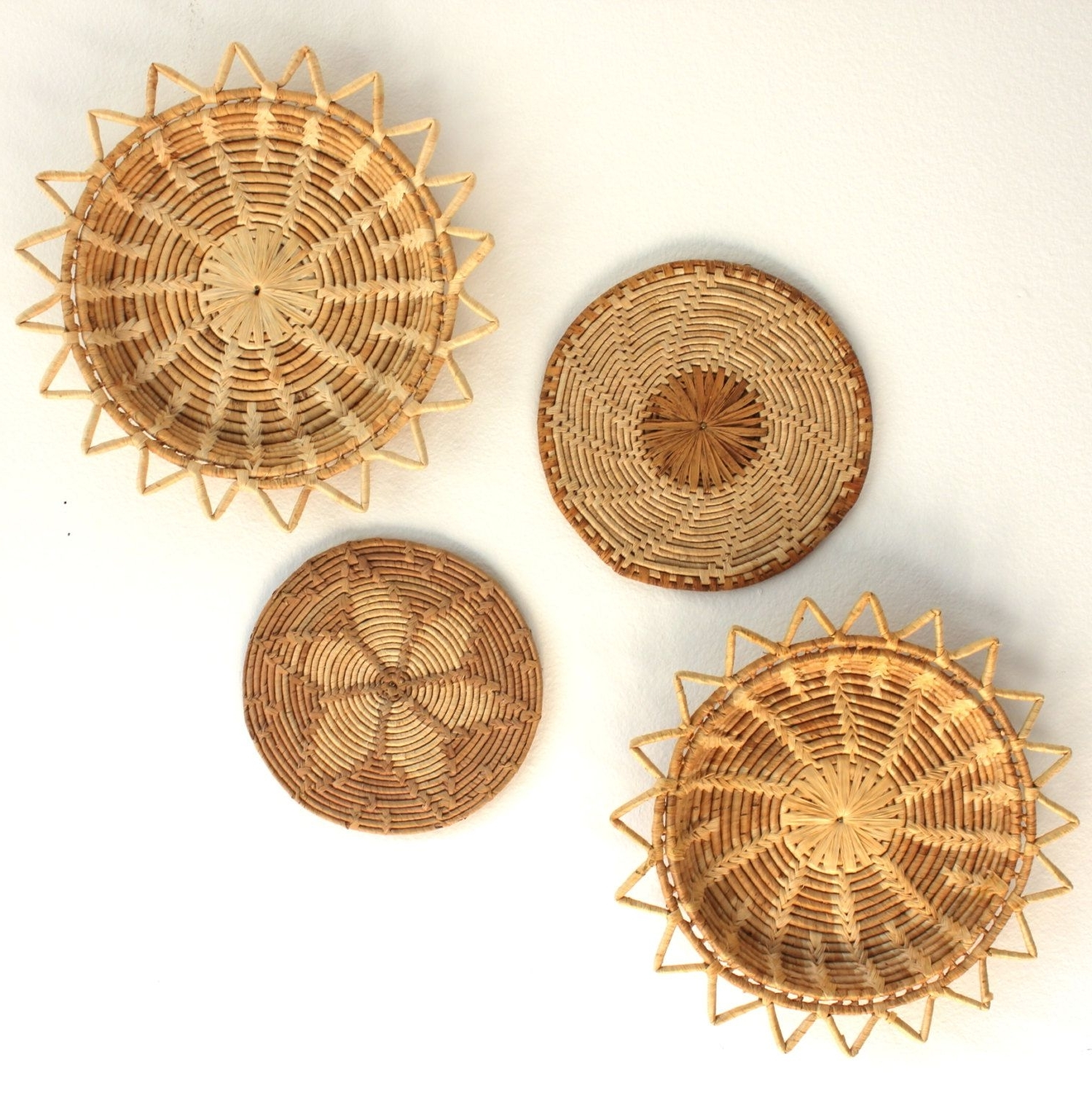 Pinterest Pertaining To Woven Basket Wall Art (View 10 of 20)