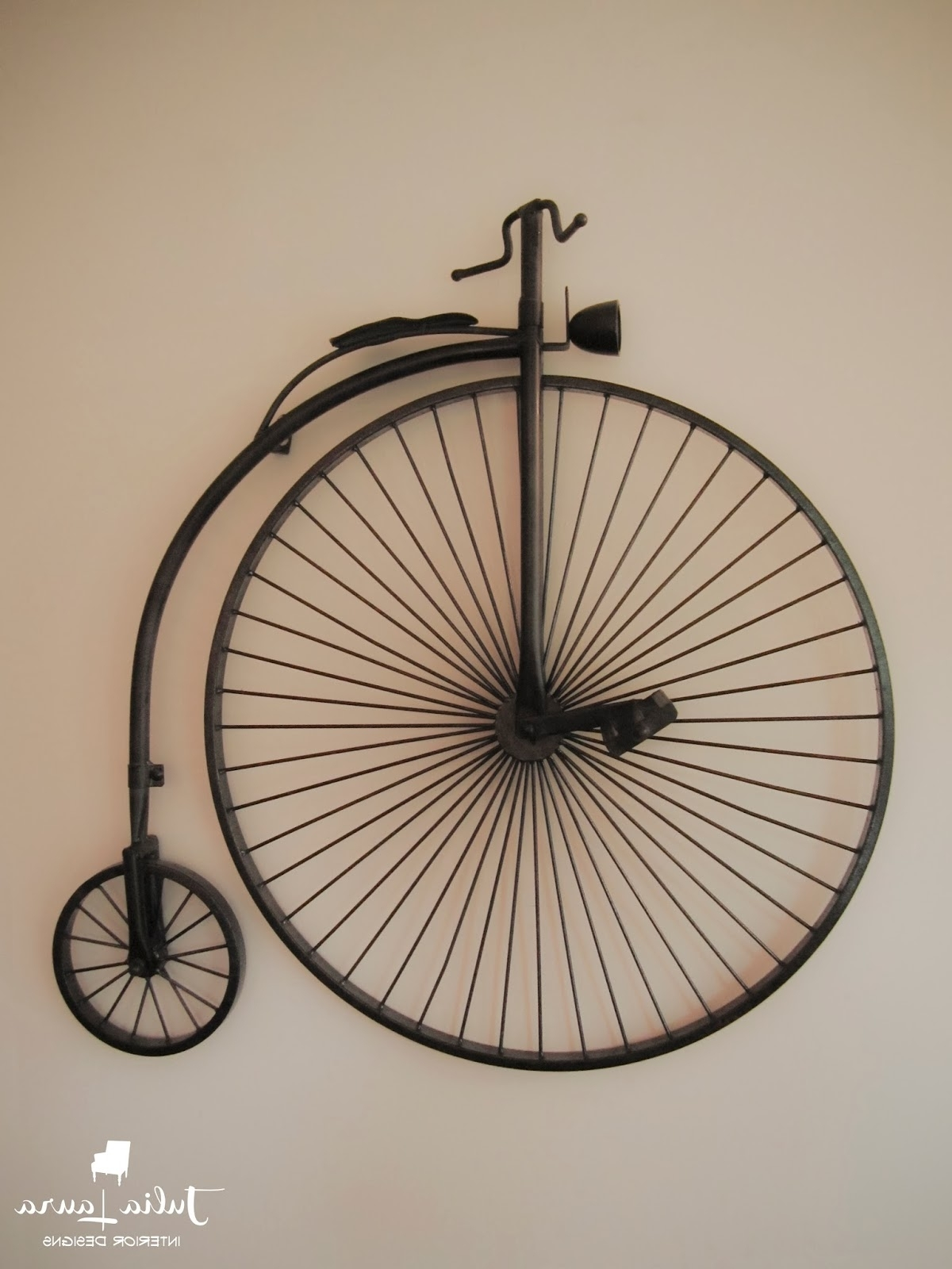 Popular Bicycle Wall Art Within Bicycle Wall Art Decor Choice Image – Home Design Wall Stickers (View 17 of 20)