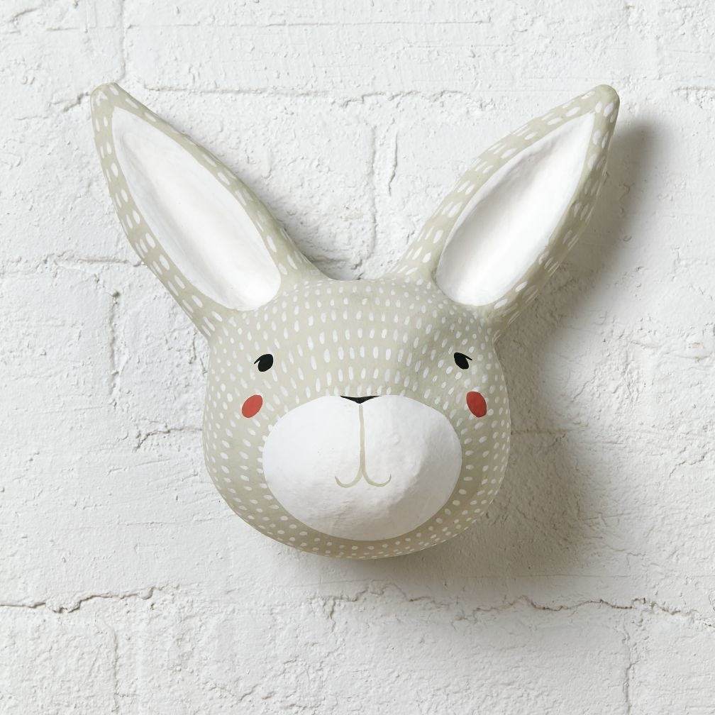 Popular Bunny Wall Art For Spruce Up Your Walls With Some Delightful Woodland Friends (View 12 of 20)