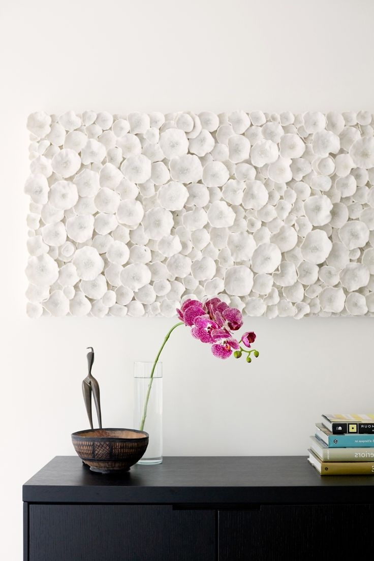 Popular Modern Wall Art: Make Your Wall A Canvas – Blogbeen Intended For White Wall Art (View 13 of 20)