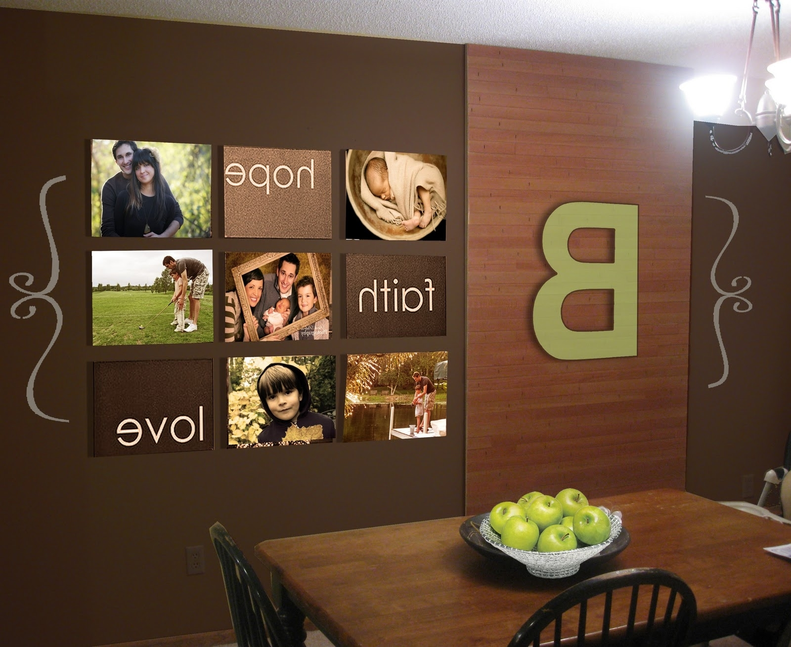 Popular What Are Inexpensive Kitchen Wall Decor Ideas? (View 16 of 20)