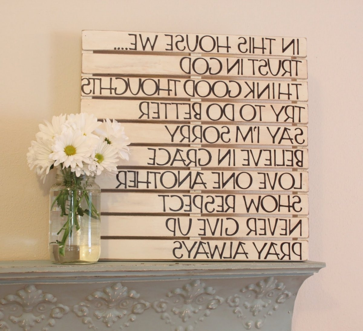 Popular Wood Wall Art Quotes In Wooden Wall Art Inspirational Quotes Quotesgram, Wood Wall Art (View 18 of 20)