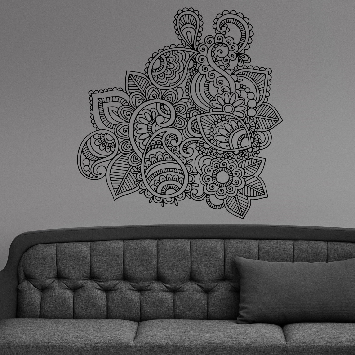Preferred 42 Henna Wall Art, Henna Design On Wall Google Search Hallway With Henna Wall Art (View 19 of 20)