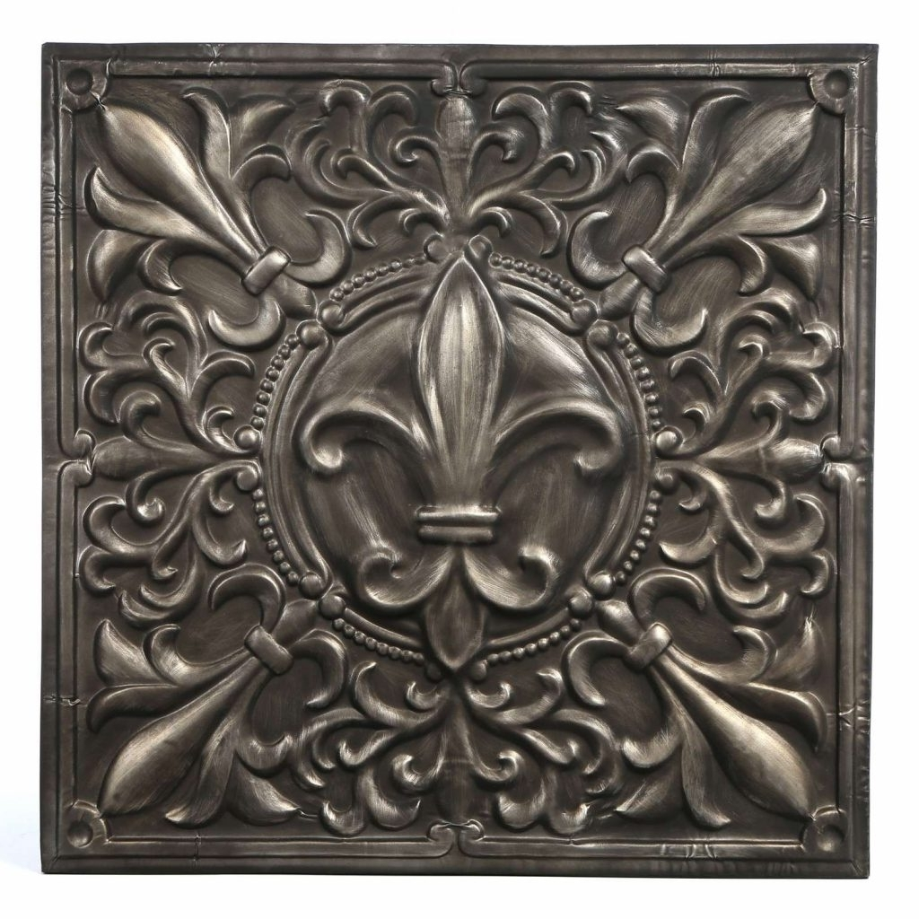 Preferred Fleur De Lis Wall Art Throughout Fleur De Lis Wall Art – Amthuchanoi (Gallery 5 of 20)
