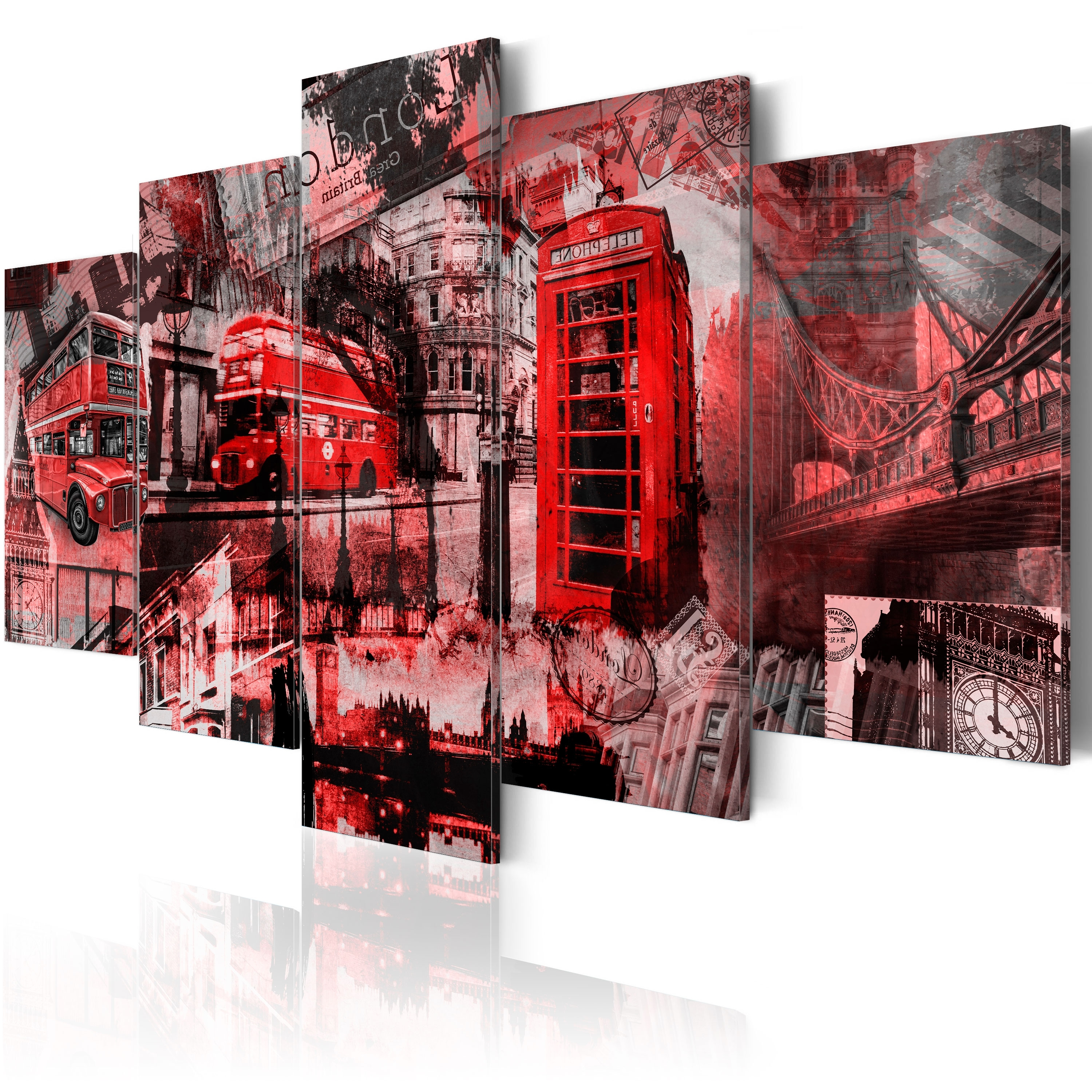 Preferred London Wall Art Throughout Canvas Wall Art Print Image Picture Photo London 030117 5 (Gallery 3 of 20)