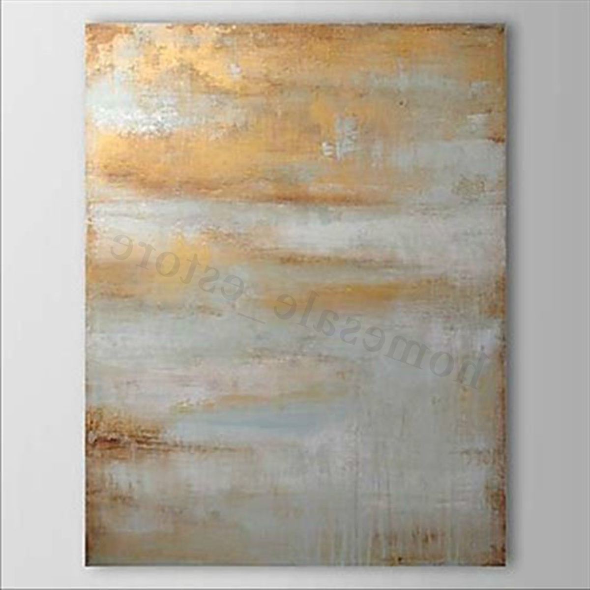 Preferred Modern Painting Canvas Wall Art With Modern Abstract Oil Painting Canvas Wall Art Poster Print Picture (View 15 of 20)