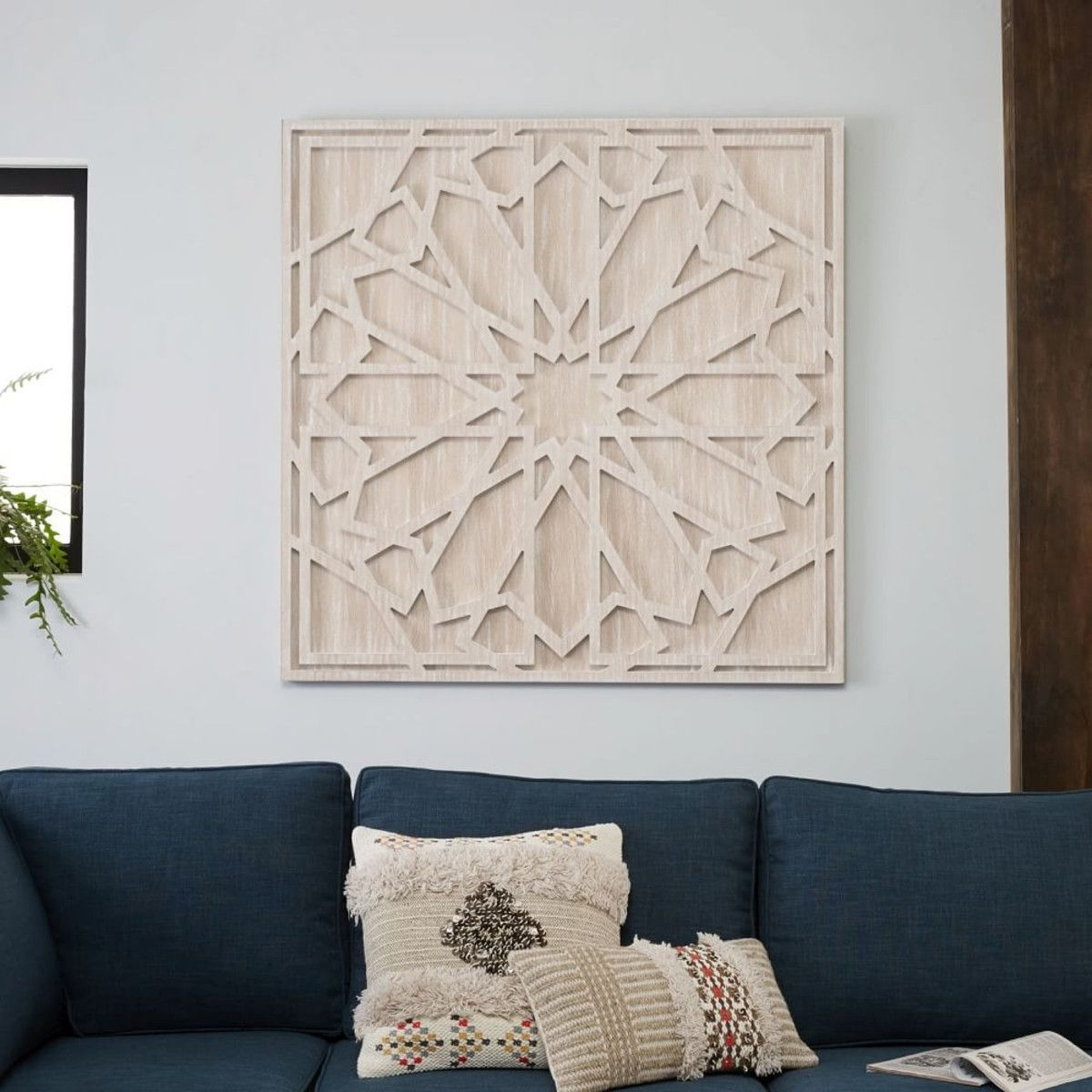 Preferred Whitewashed Wood Wall Art (View 5 of 20)
