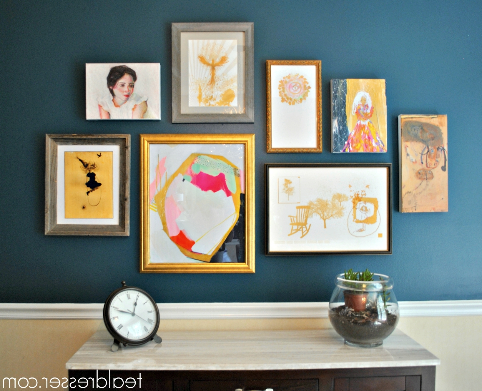 Recent Artfully Walls For Artfully Walls (Gallery 2 of 15)