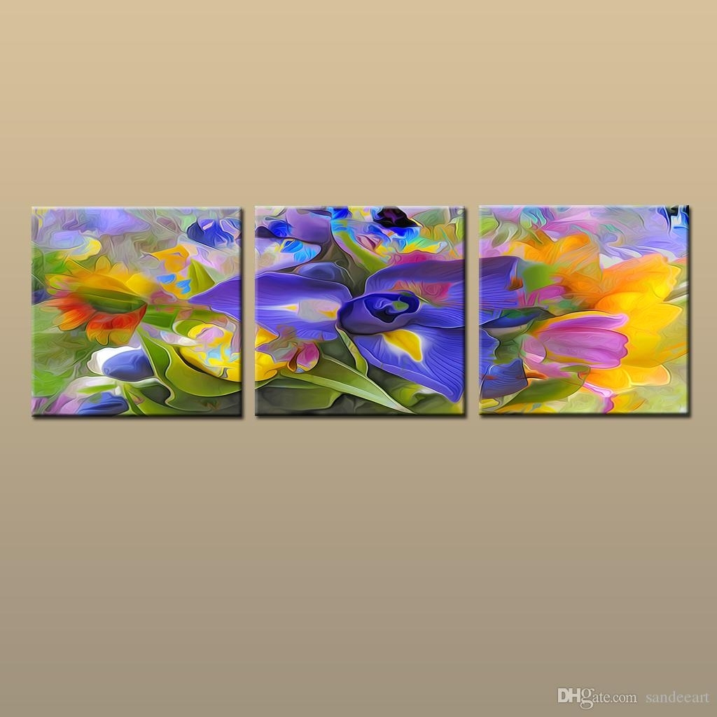 Recent Discount Wall Art Pertaining To Painting Modern Art Canvas Discount Framed/unframed Large Modern (View 19 of 20)