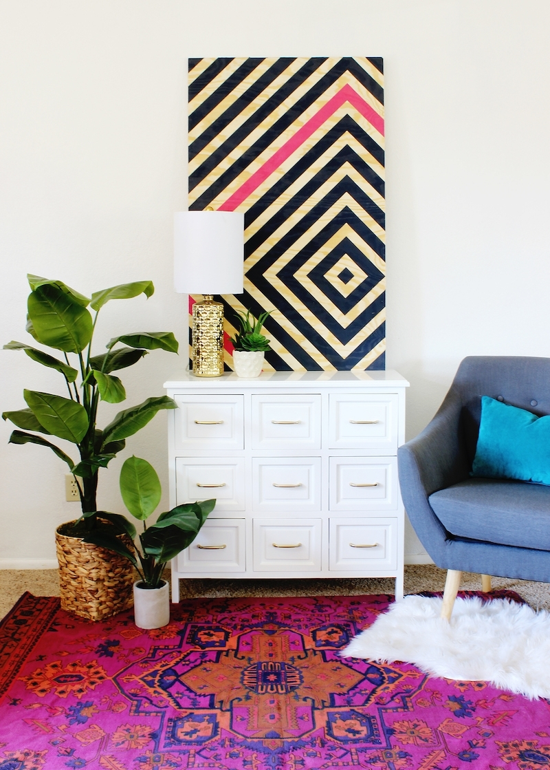 Recent Diy Wall Art Pertaining To Diy Wall Art Projects (Gallery 7 of 20)