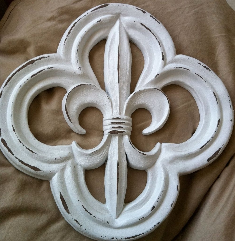 Recent Fleur De Lis Wall Art For Appealing Fleur De Lis Wall Art Black Home Design Ideas Of Decor (View 3 of 20)