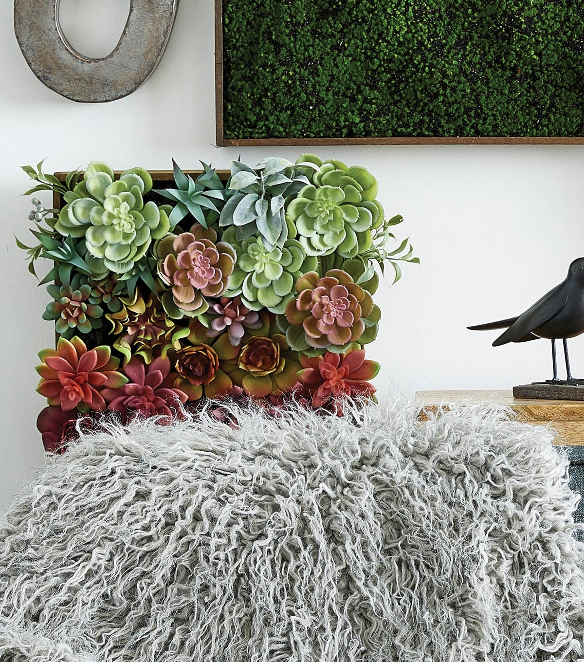 Recent How To Make An Ombre Succulent Wall Art (View 18 of 20)