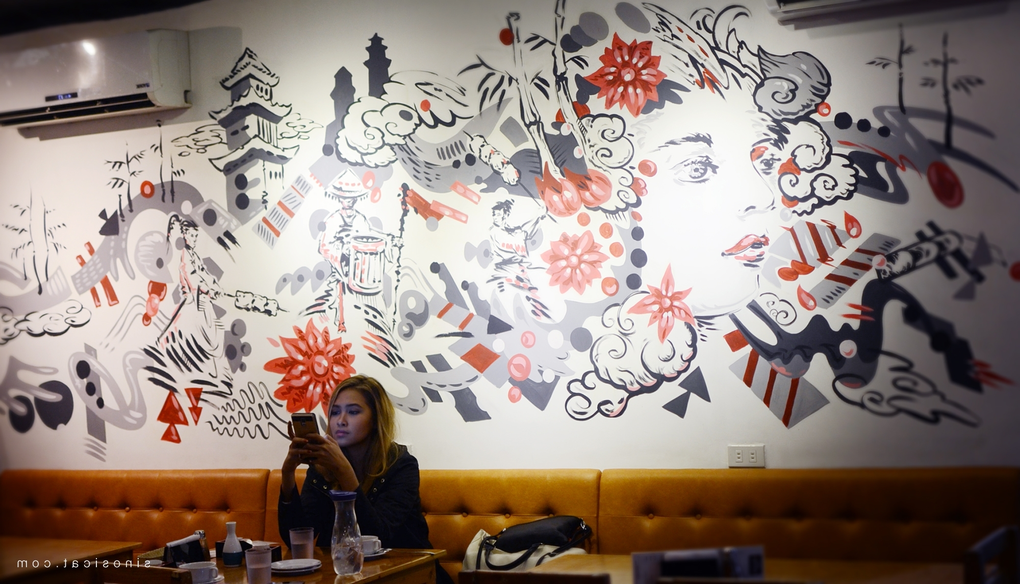 Recent Japanese Wall Art Pertaining To Japanese Wall Art – Talentneeds – (Gallery 14 of 20)