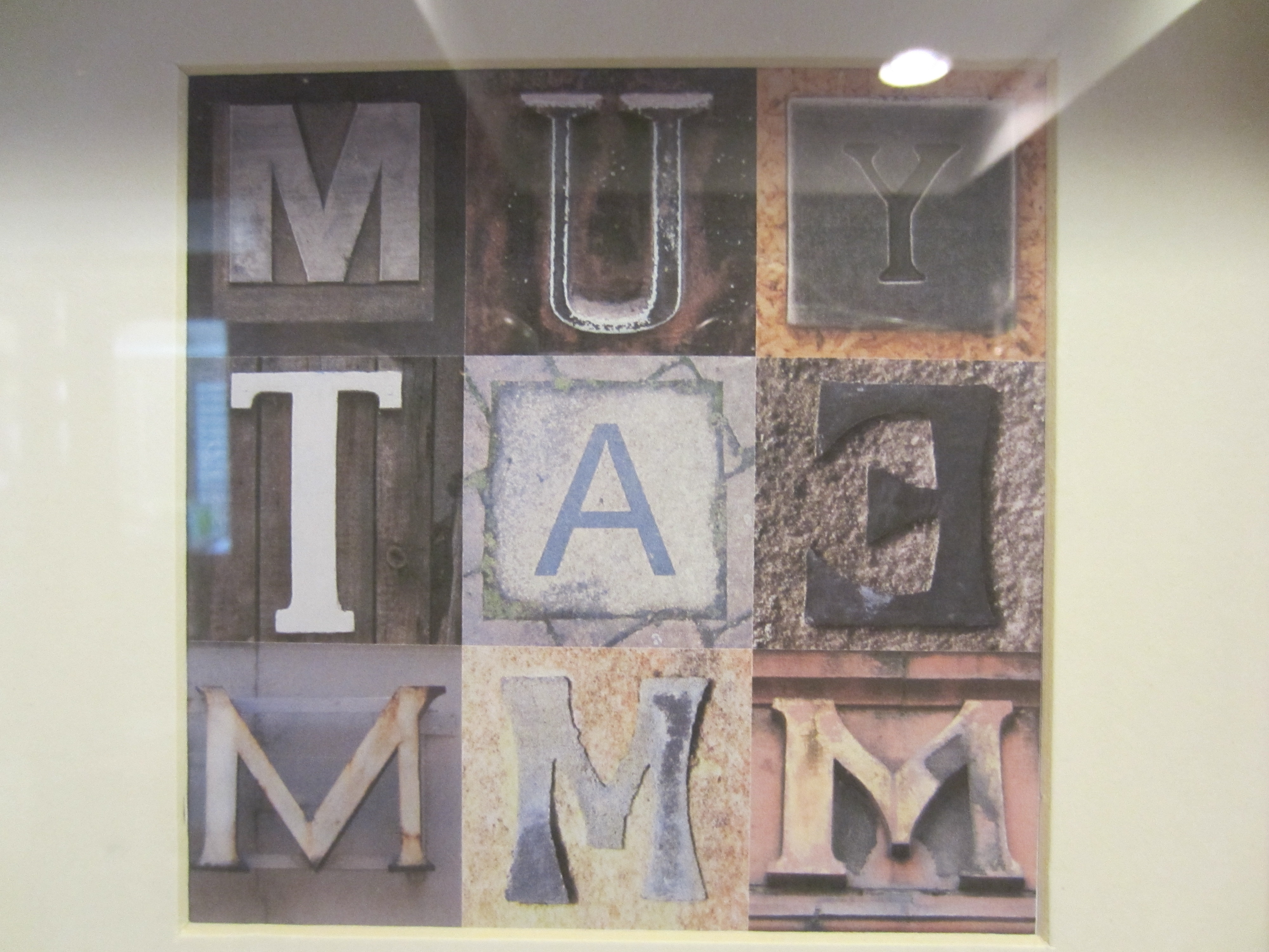 Recent Letter Wall Art Within Letter And Number Diy Wall Art – Diy Inspired (View 13 of 20)