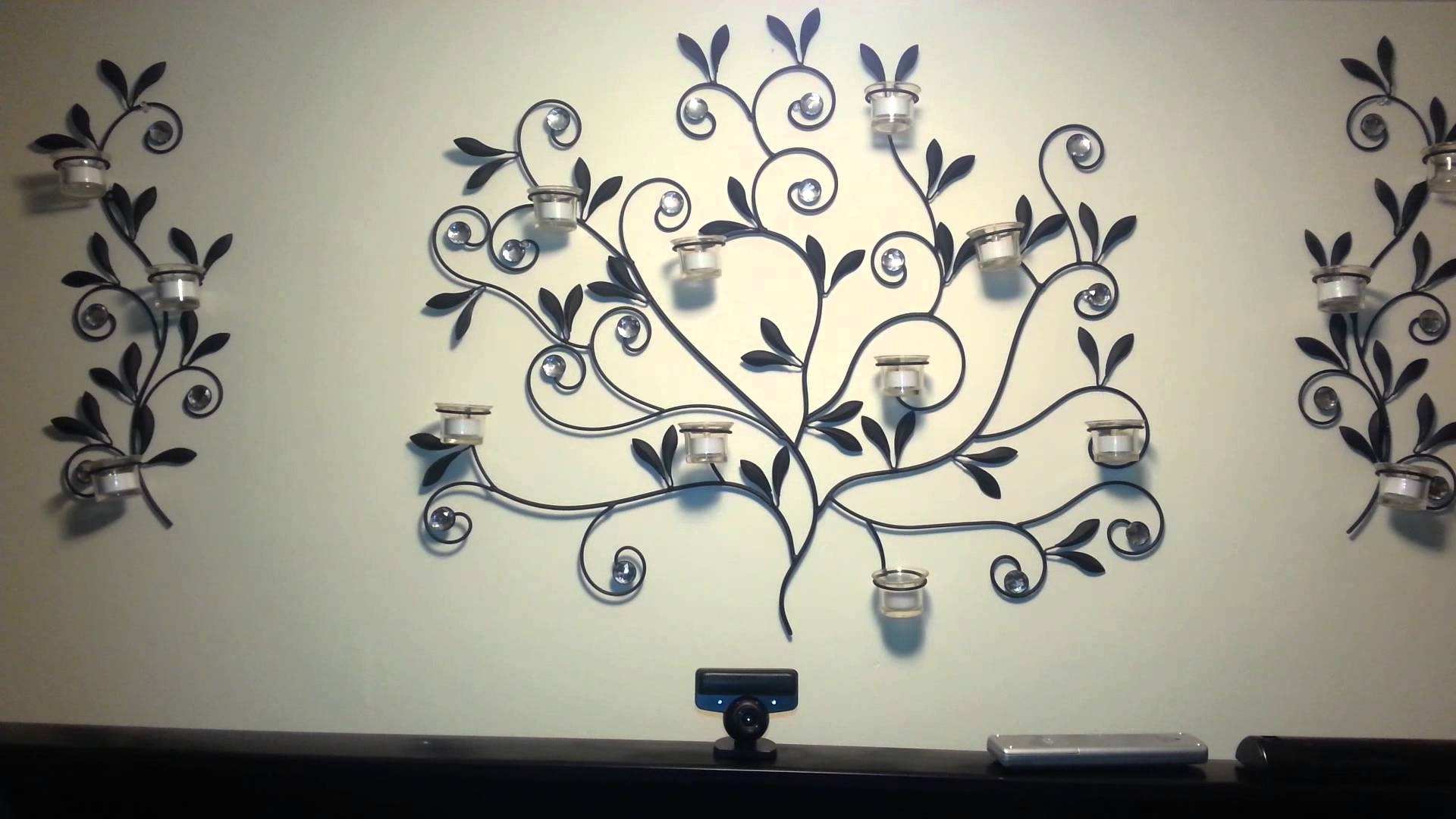 Recent Walmart Metal Wall Art – Youtube With Wall Art At Walmart (Gallery 1 of 20)