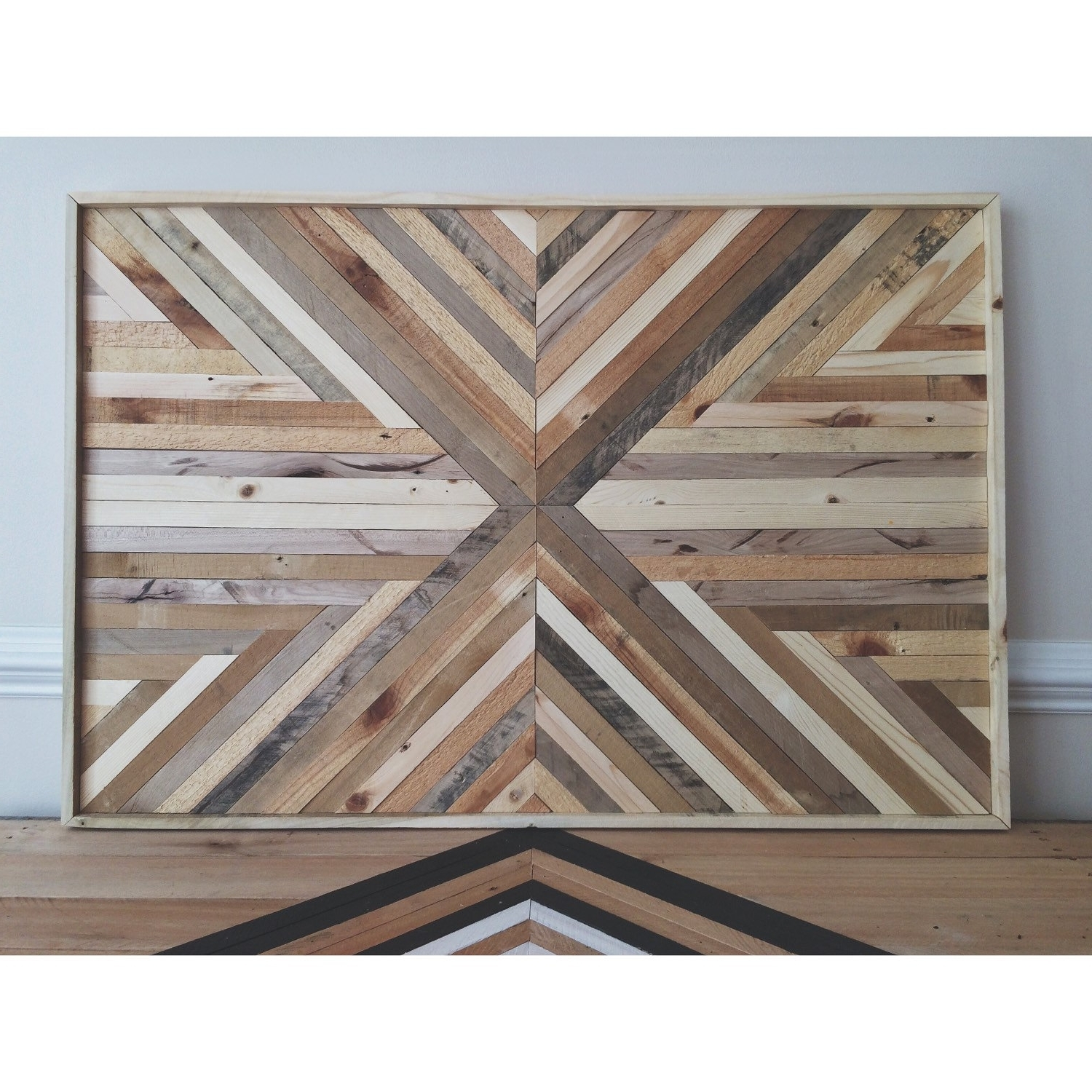Reclaimed Wood Wall Art For Fashionable Wall Art Reclaimed Wood – Amthuchanoi (View 7 of 15)