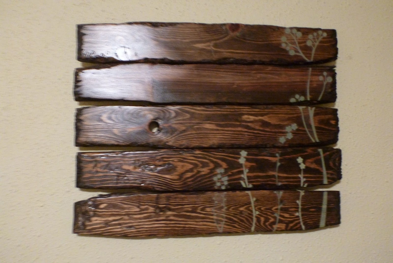 Reclaimed Wood Wall Art With Most Up To Date Handmade Mayhem: Reclaimed Wood Wall Art (View 10 of 15)