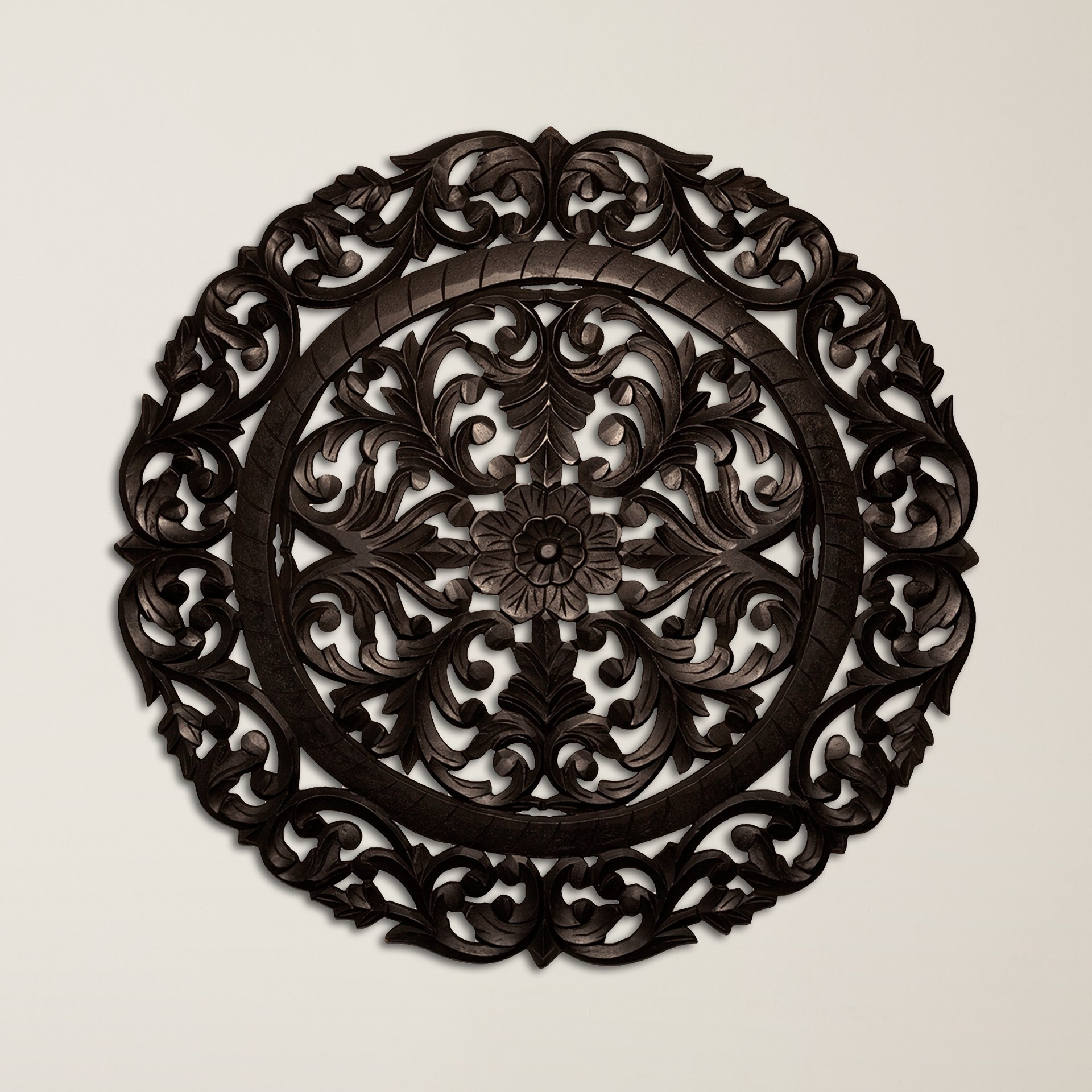 Round Medallion Wall Art Wooden Plate Design Ideas Outdoor – Awesome For Famous Wood Medallion Wall Art (View 7 of 20)