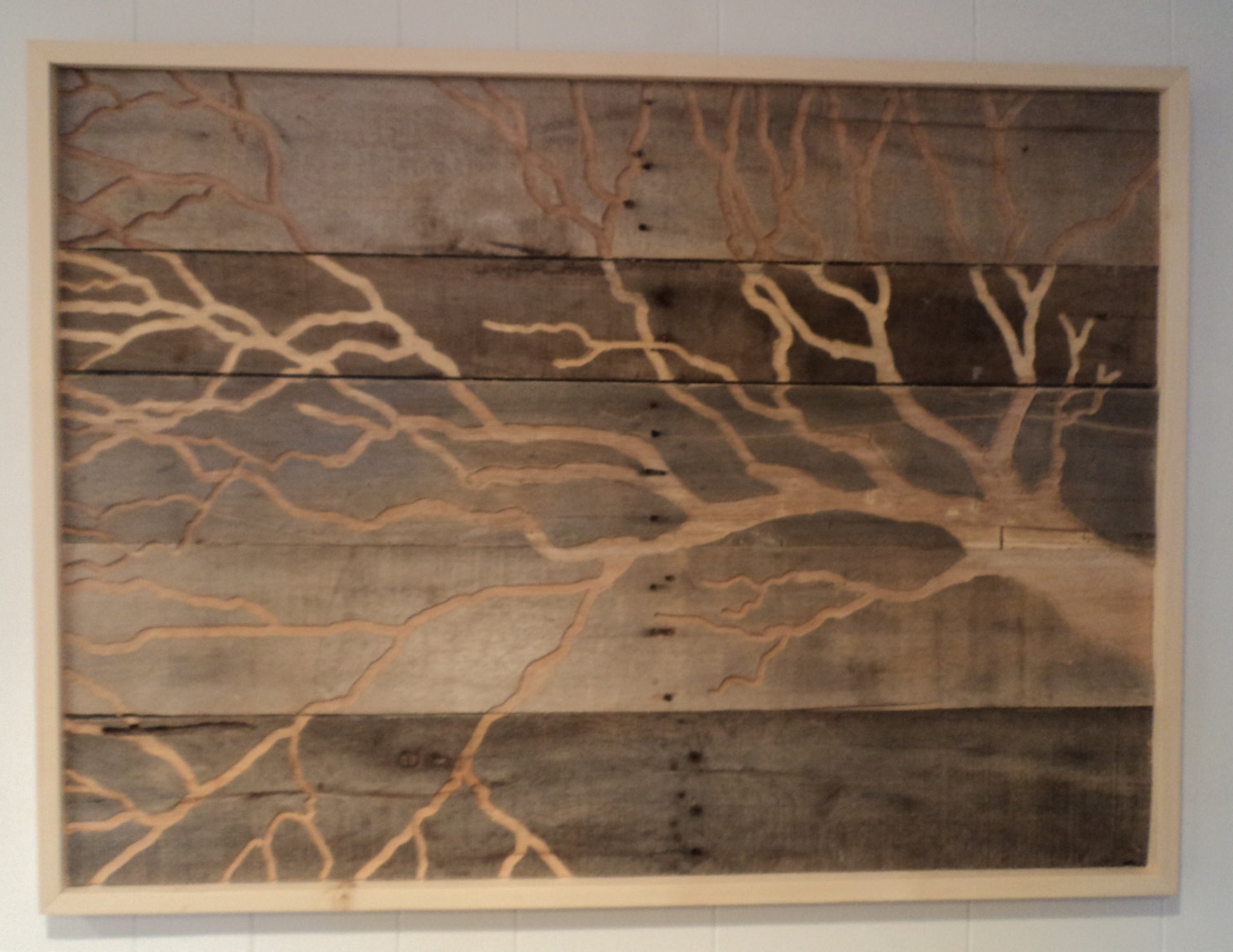 Rustic Wall Art Regarding Trendy Rustic Wood Wall Decor – Wood Ideas (View 11 of 15)