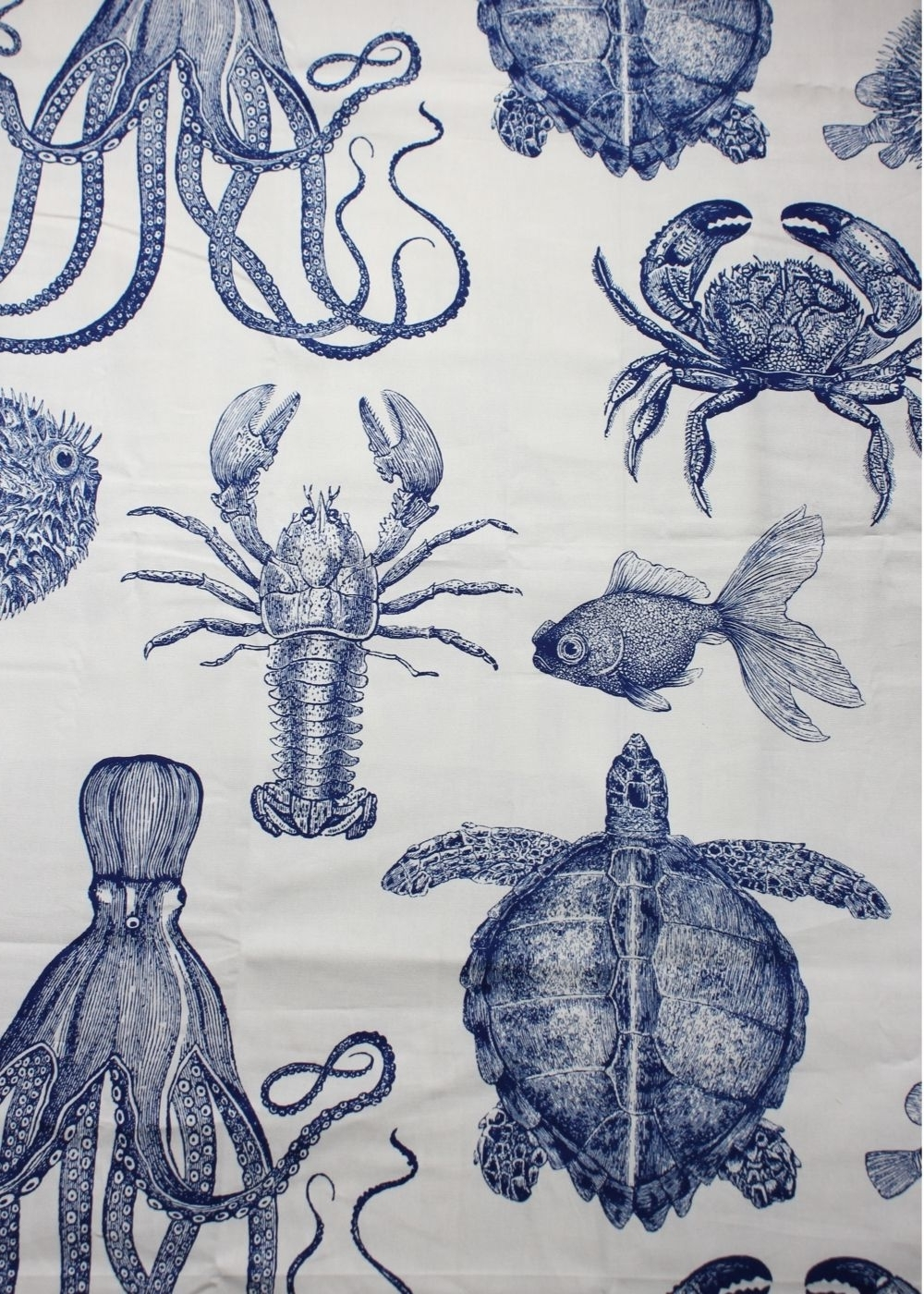 Sea Life Wall Art Throughout Famous Diy Sea Life Wall Art – Broken Wall Art Gets A New Life With This (View 5 of 15)