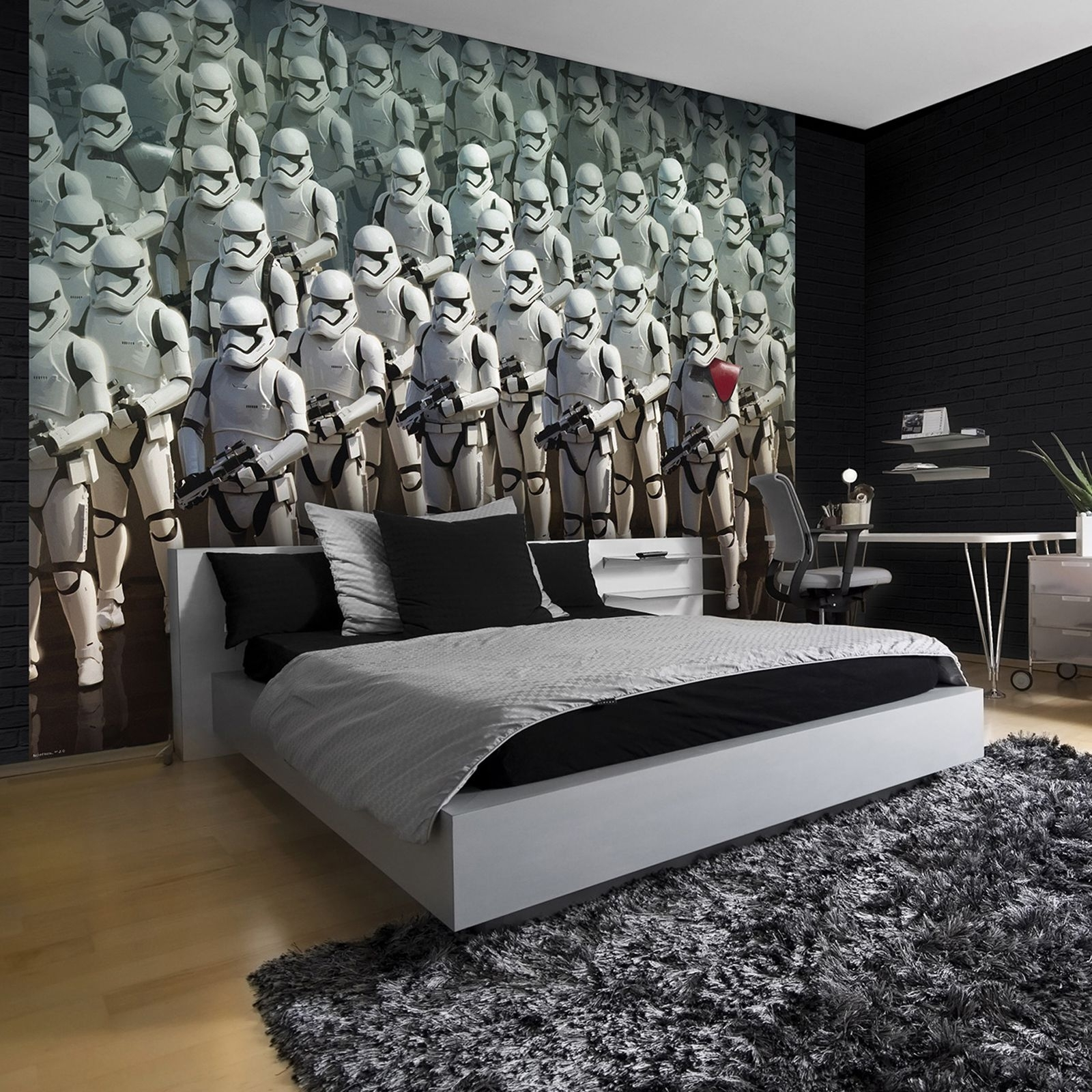 Star Wars Wall Art Bedroom : Andrews Living Arts – Fantastic Room Throughout Popular Star Wars Wall Art (View 10 of 15)