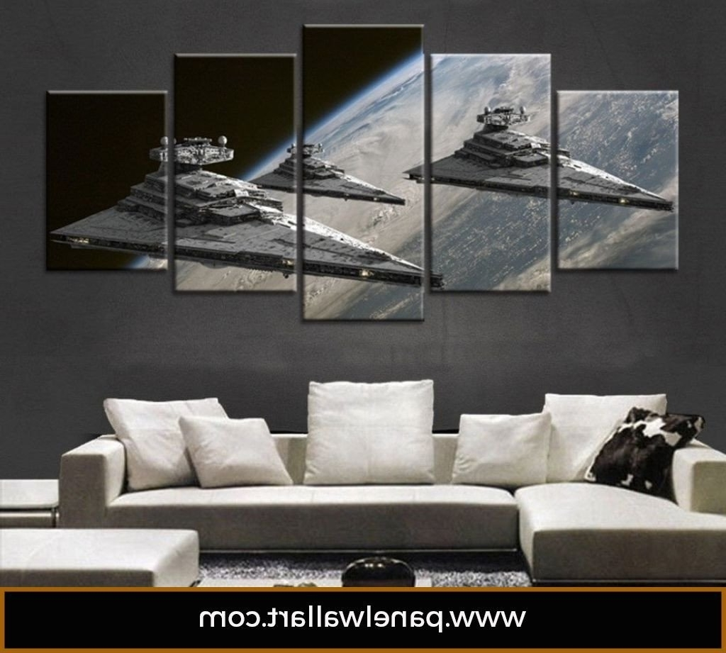 Featured Photo of Star Wars Wall Art