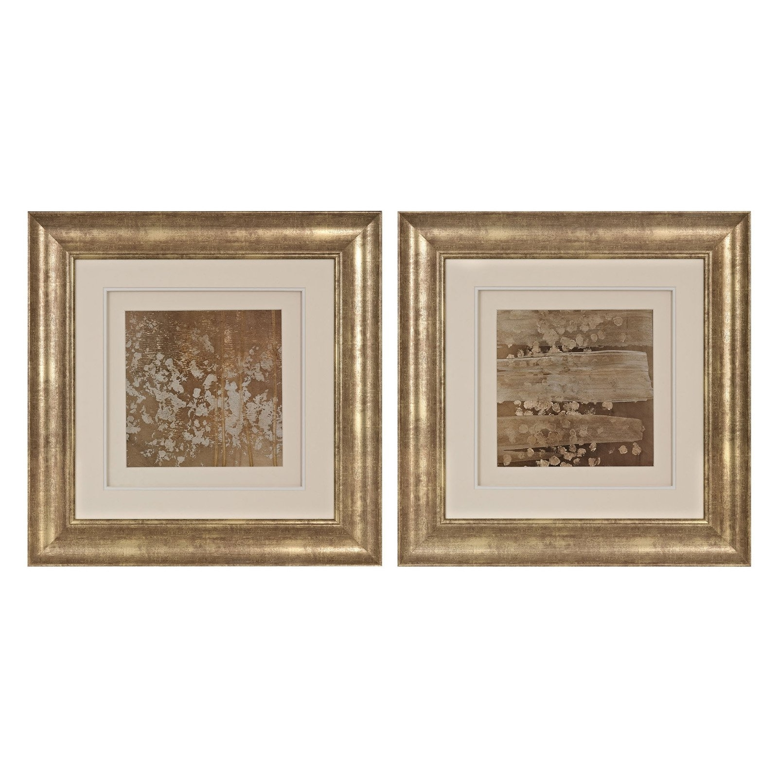 Sterling Golden Rule Shadow Box I Ii Wall Art – Set Of 2 – Walmart Regarding Latest Set Of 2 Framed Wall Art (View 16 of 20)