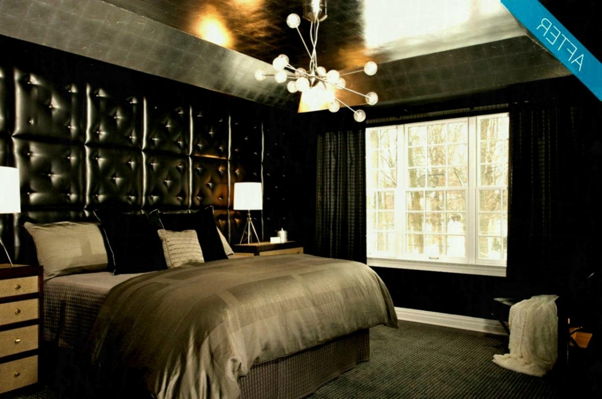 Stylish Bachelor Bedroom Colors Ideas Pad Rugs Manly Mens Bedrooms For Favorite Manly Wall Art (View 19 of 20)