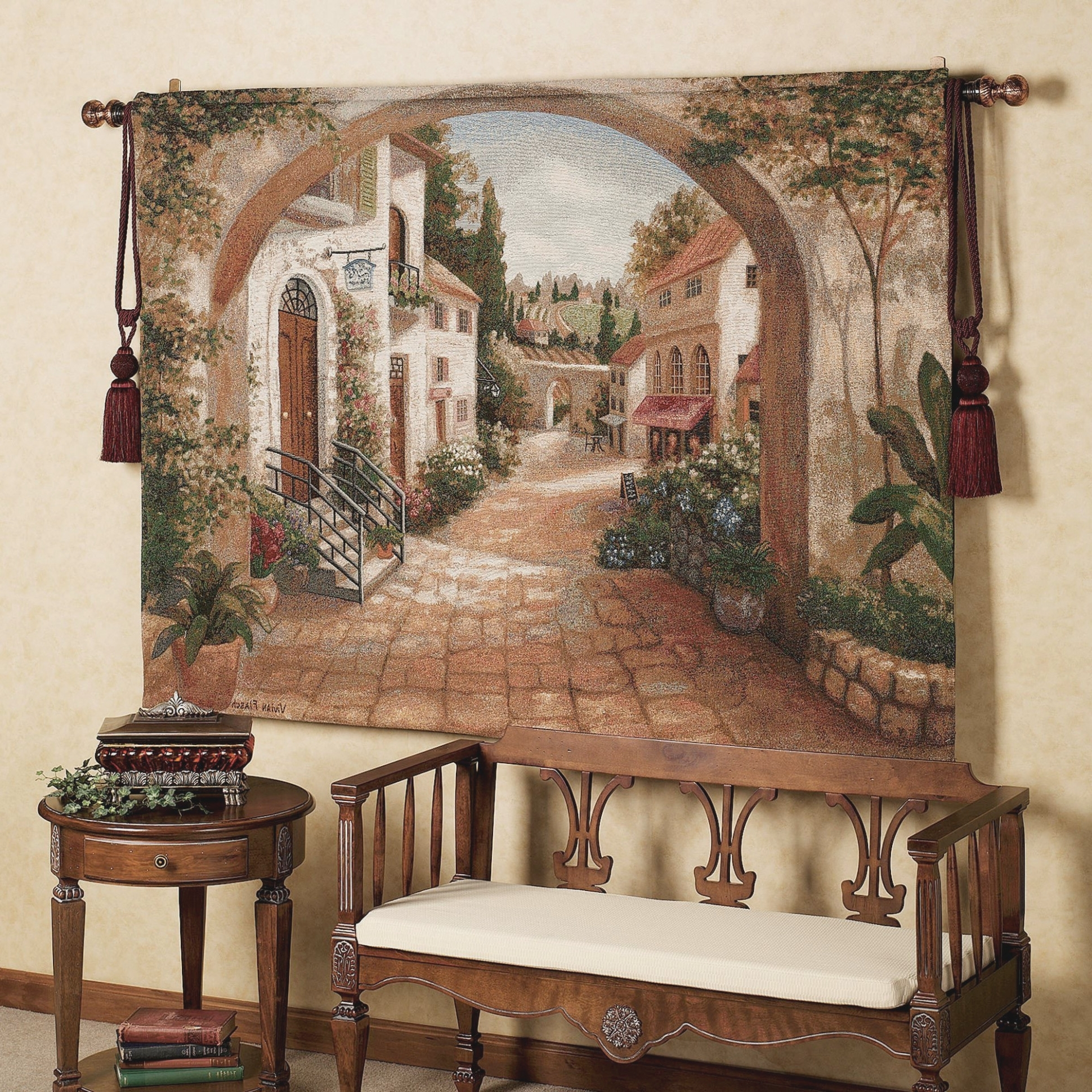 Tapestry, Iron Wall Art And (View 13 of 20)