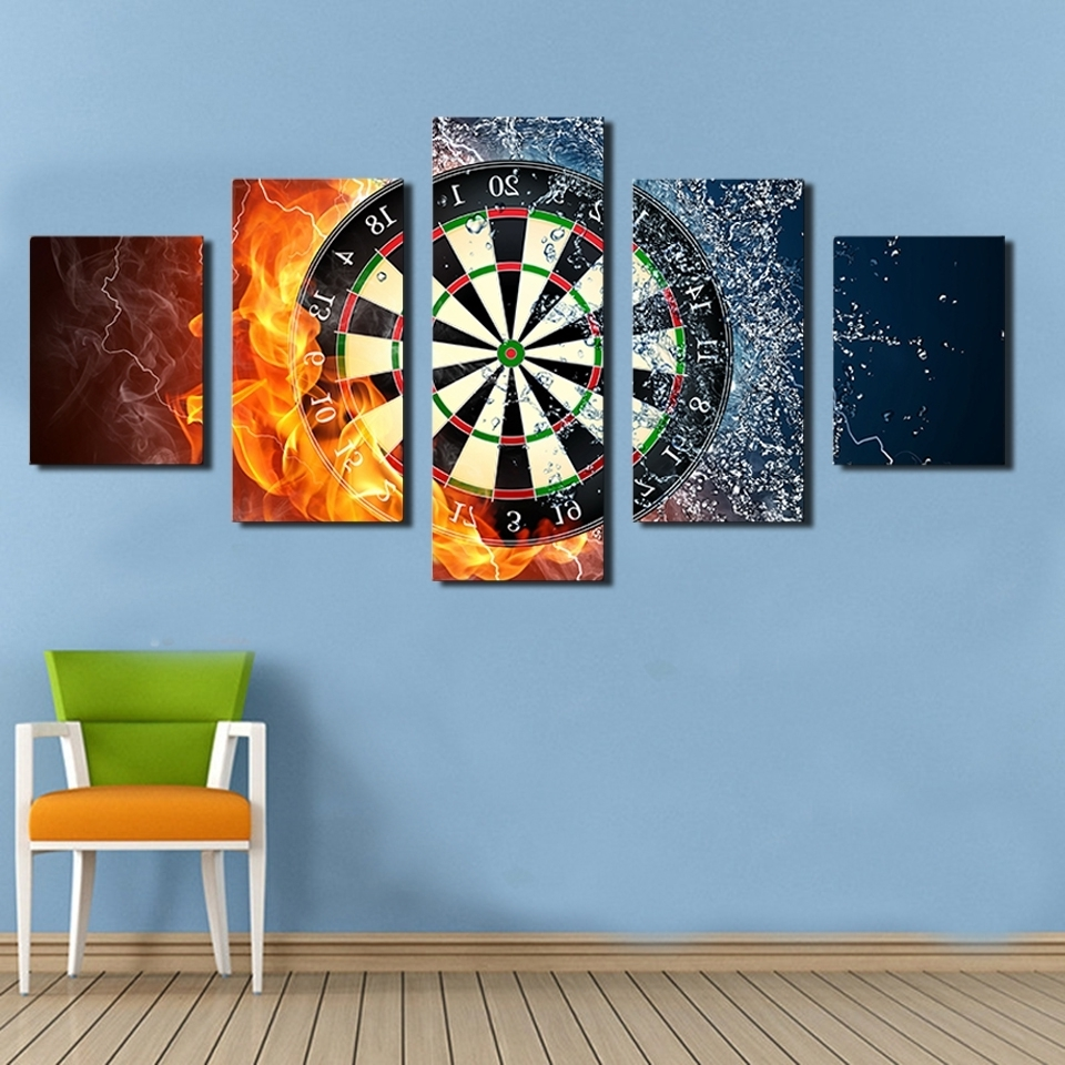 Target Wall Art With Well Known Fresh Target Wall Art Paintings (Gallery 10 of 15)
