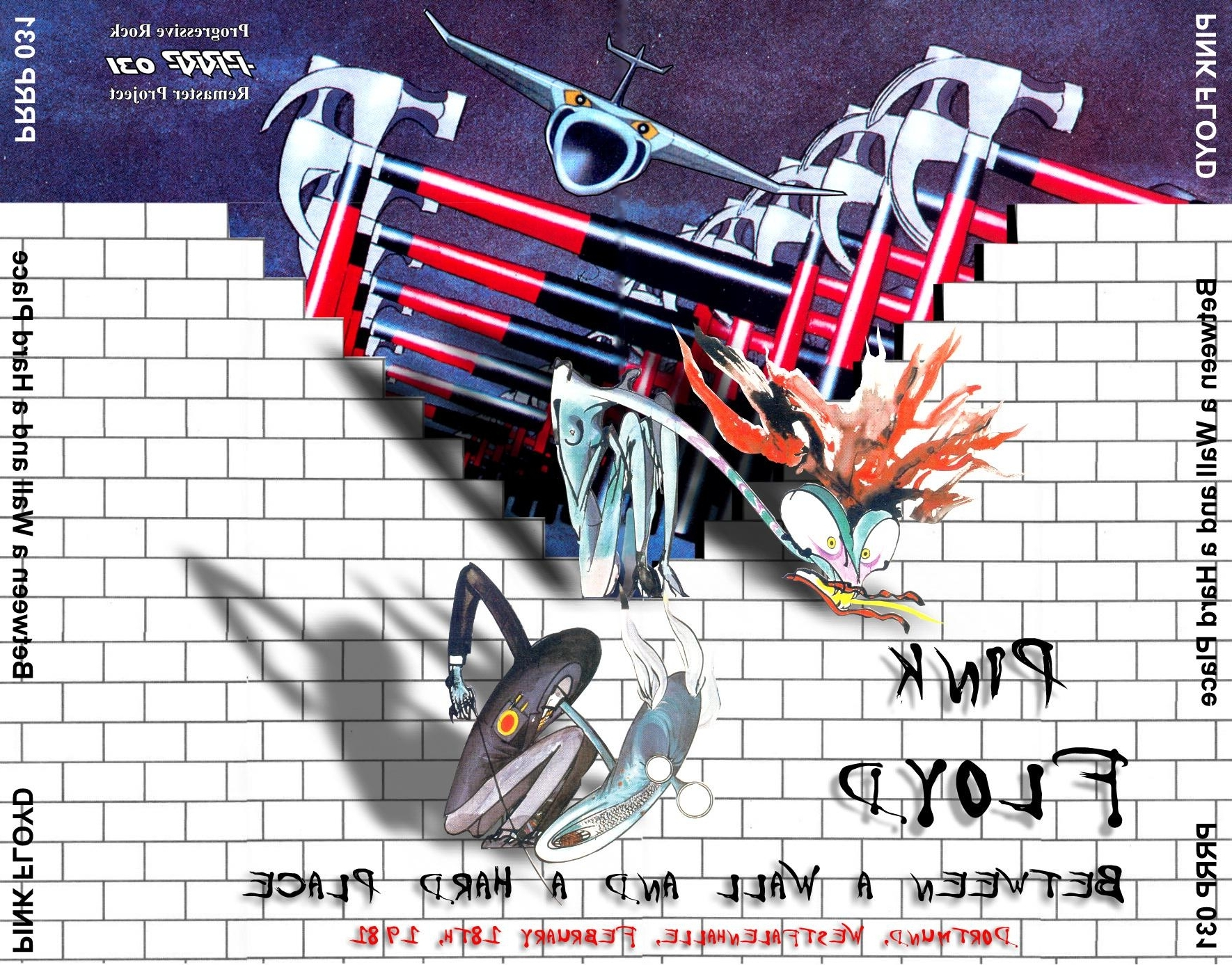 The International Echoes Hub – Lossless Studio And Concert Throughout Well Known Pink Floyd The Wall Art (View 16 of 20)