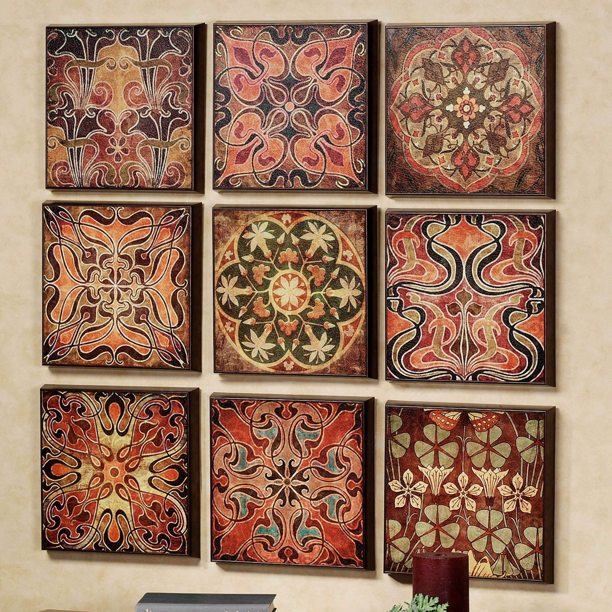 Traditional Wall Art Within Favorite Traditional Wall Art With Best Traditional Wall Decor Ideas (View 3 of 15)