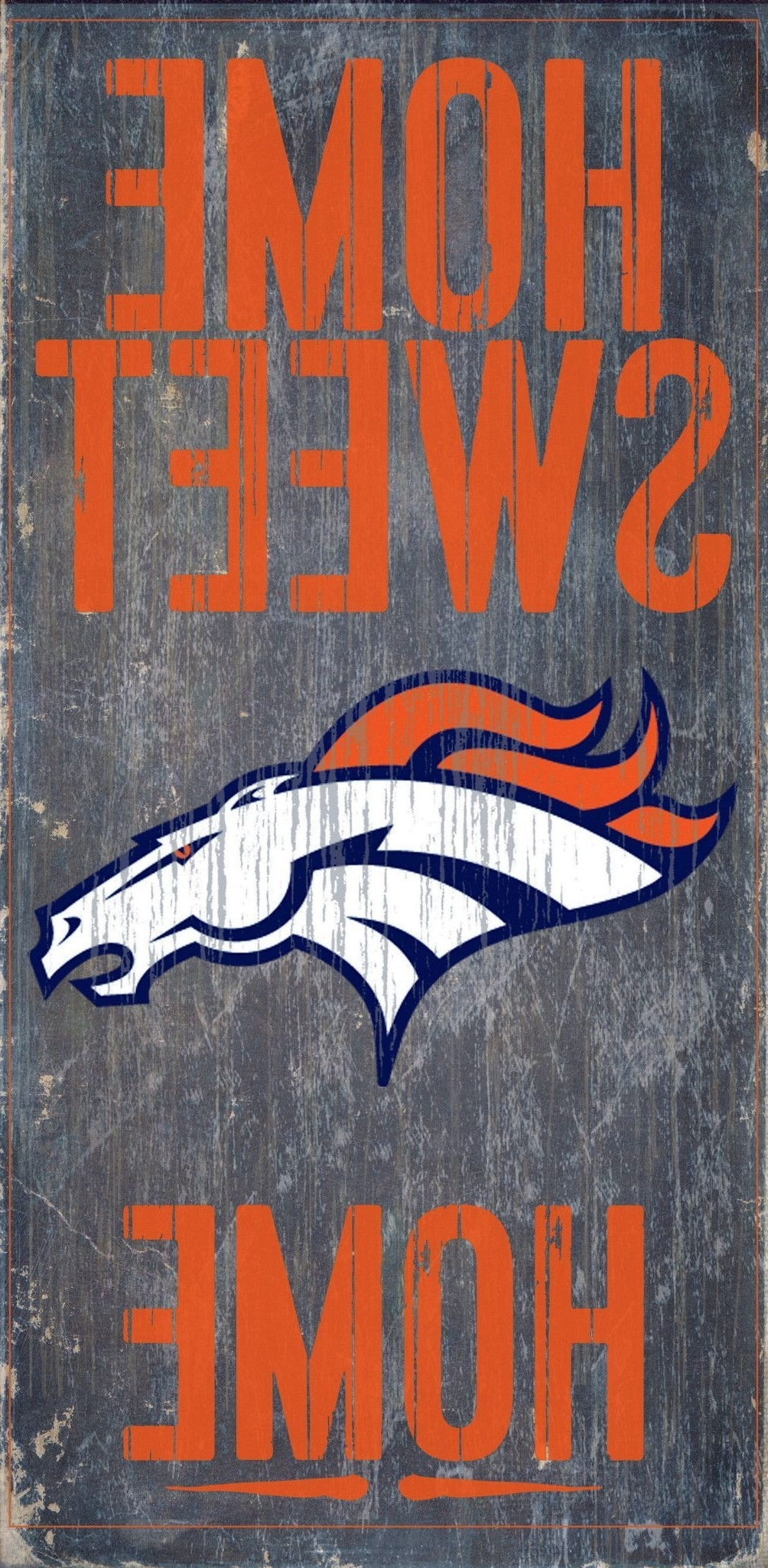 Trendy 39 Unique Broncos Wall Art (View 4 of 20)