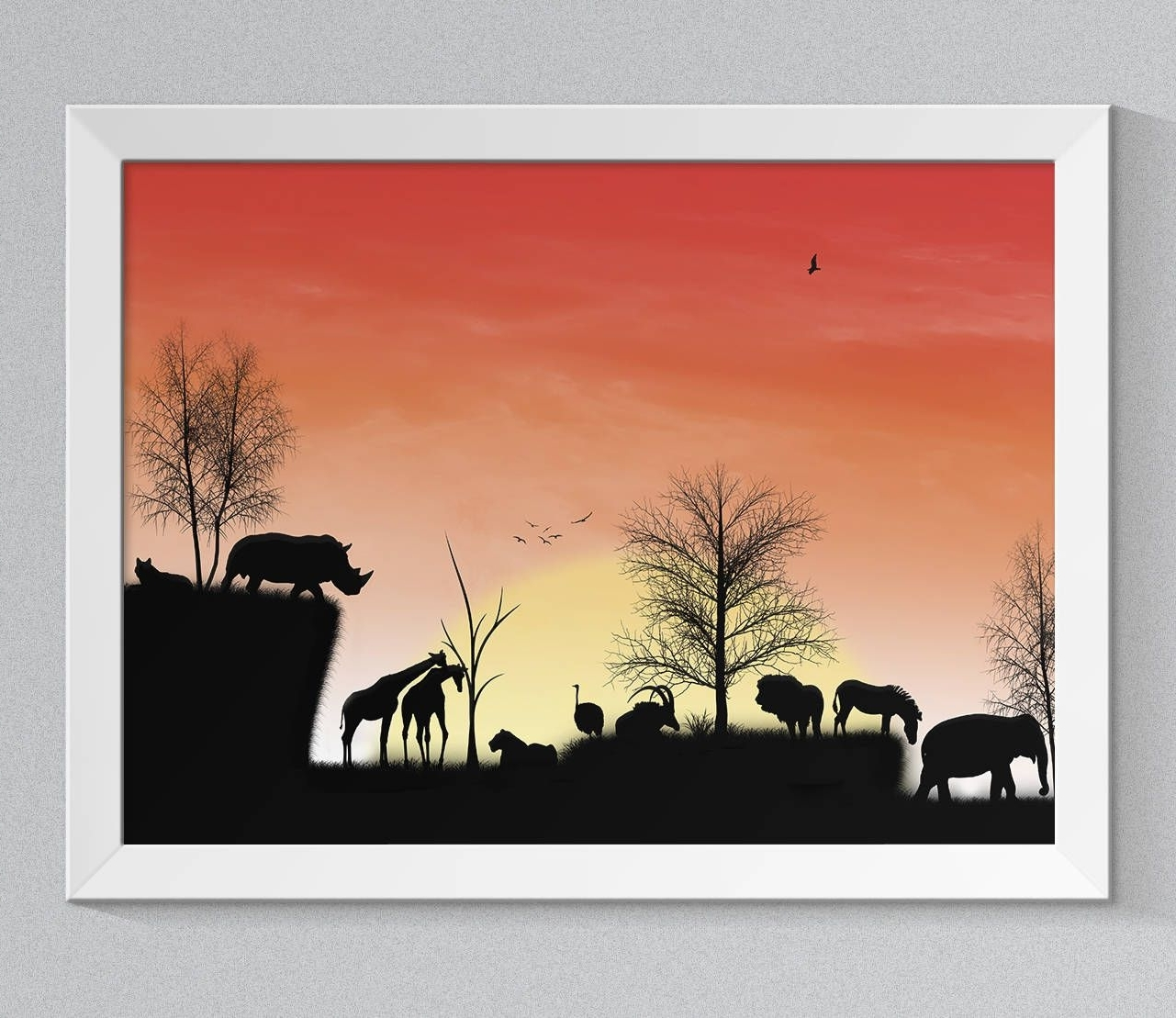 Trendy African Wall Art Pertaining To African Digital Print, African Wall Decor, African Backdrop, African (View 13 of 15)