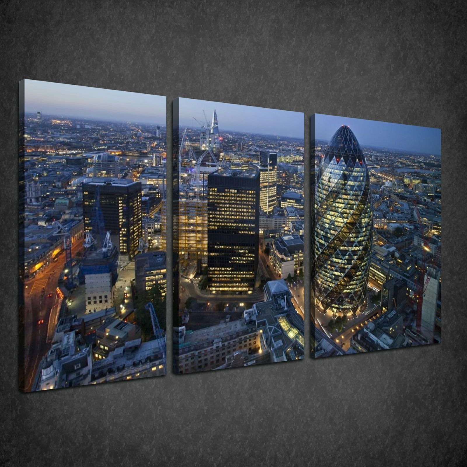 Trendy Canvas Print Pictures. High Quality, Handmade, Free Next Day Delivery. Inside London Wall Art (Gallery 17 of 20)