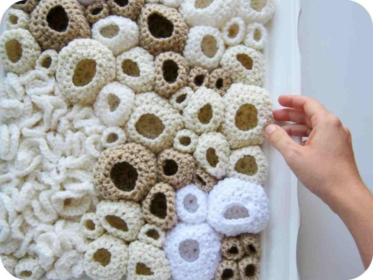 Trendy Crochet Wall Art Inside Free Owl Patternsrhcraftsycom Hootworthy Crochet Wall Art Patterns (View 14 of 20)