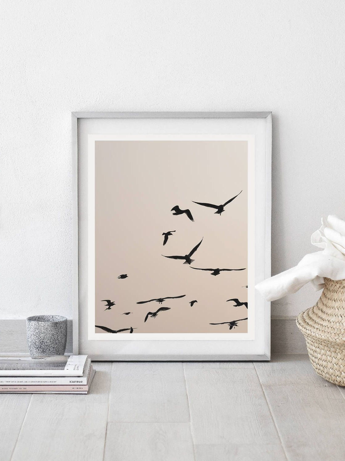 Trendy Pastel Wall Art,birds Print,pastel Print,birds Wall Art,large Wall Regarding Home Decor Wall Art (View 20 of 20)
