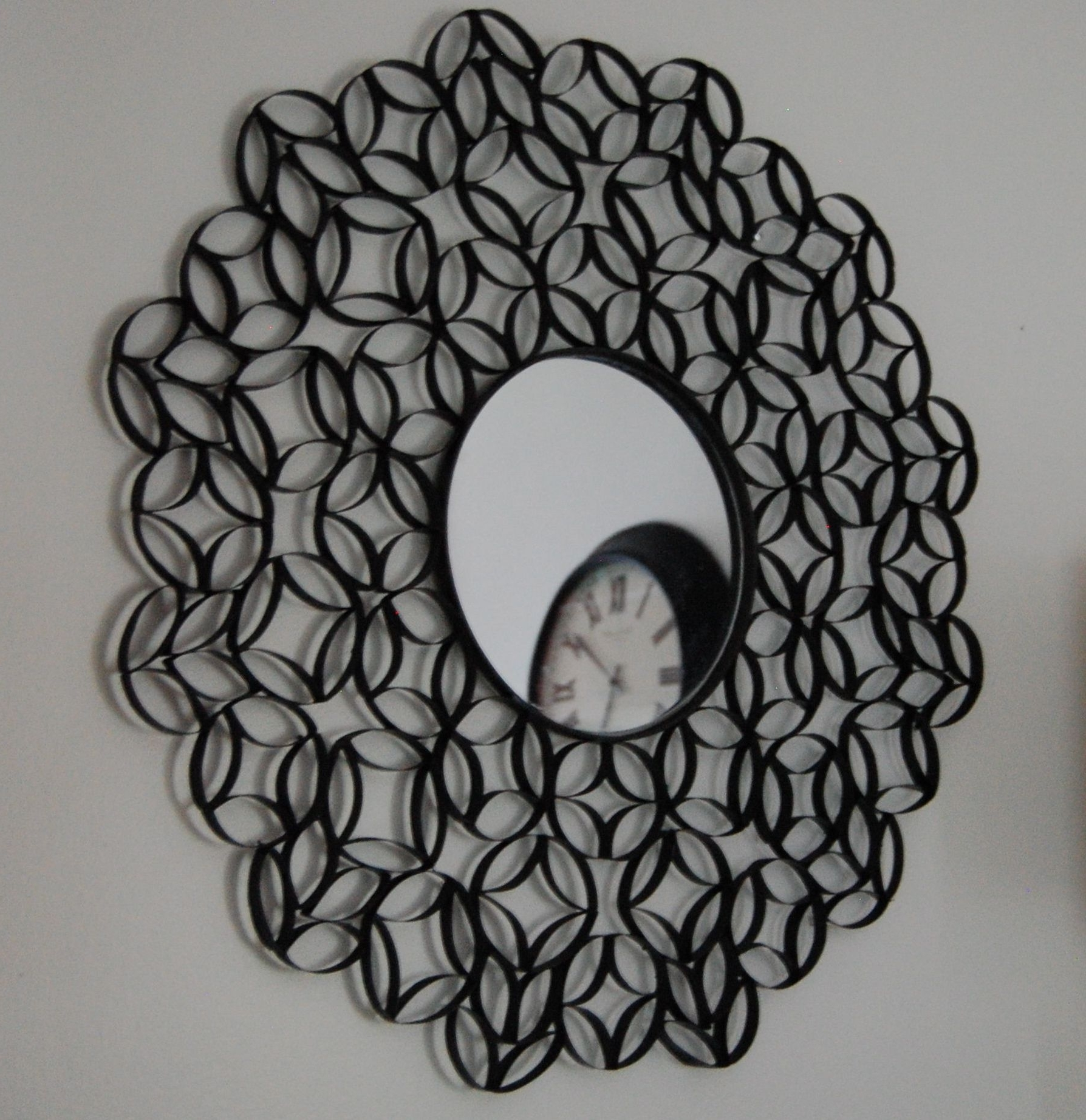 Trendy Toilet Paper Roll Wall Art With Regard To Toilet Paper Roll Wall Art Just Spray Paint And Voila! (View 6 of 20)