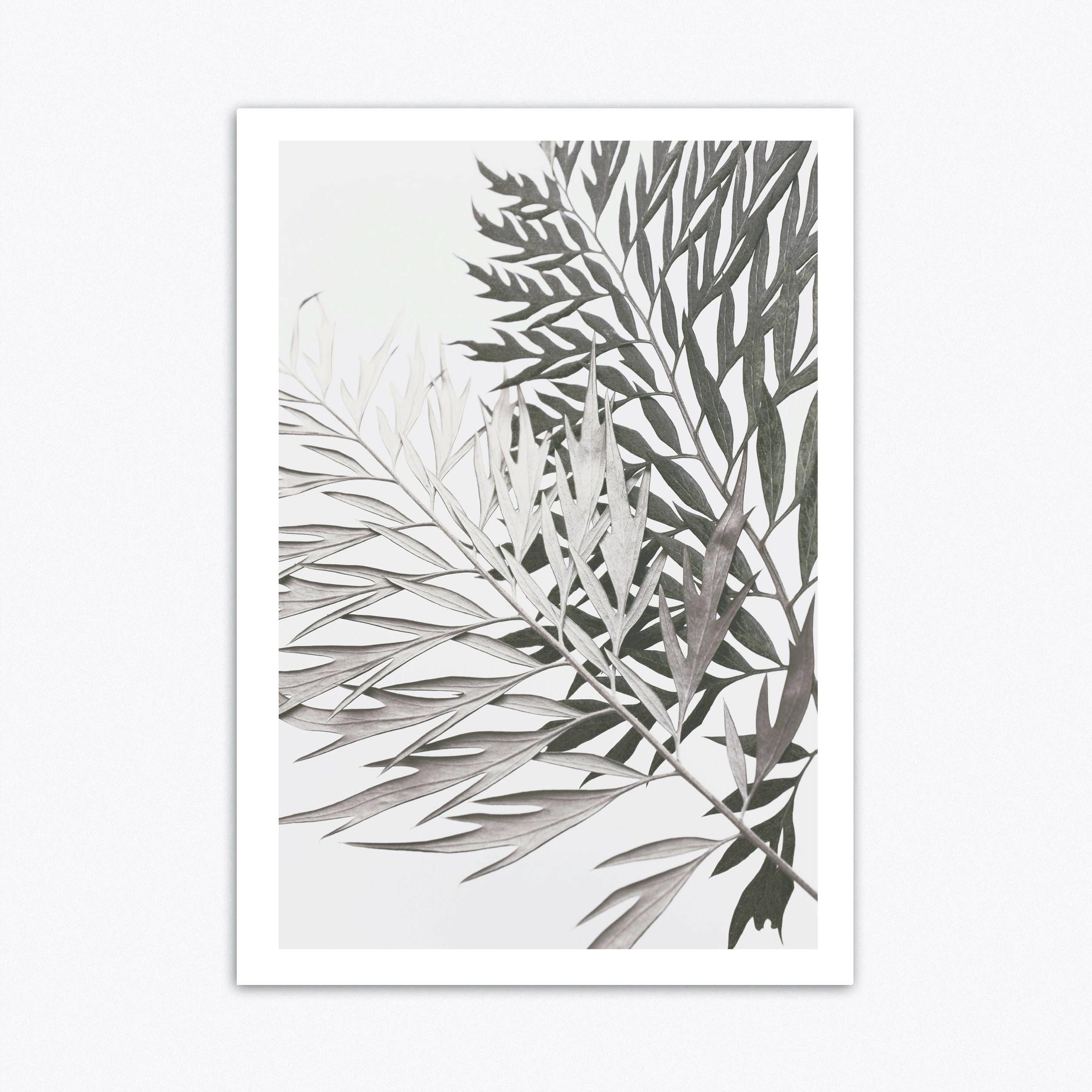 Tropical Wall Art Inside 2018 Neutral Wall Art, Tropical Wall Art, Botanical Print, Scandinavain (View 20 of 20)