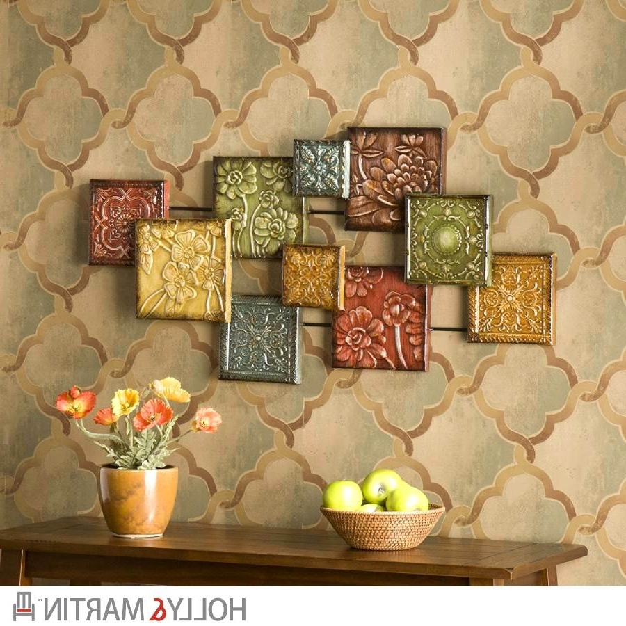 Tuscan Metal Wall Art – Www (View 14 of 20)